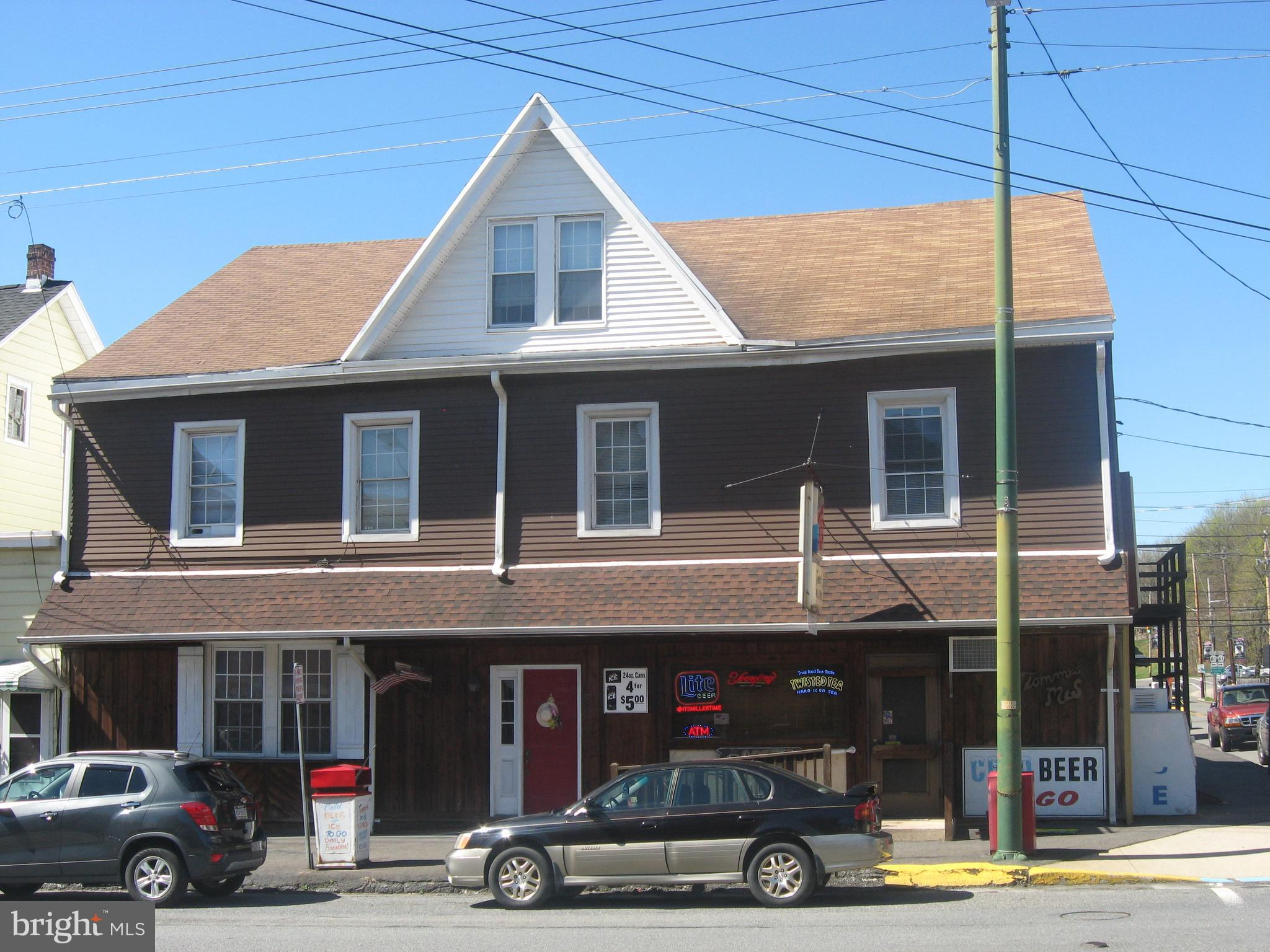 56 N 2ND STREET, SAINT CLAIR, PA 17970