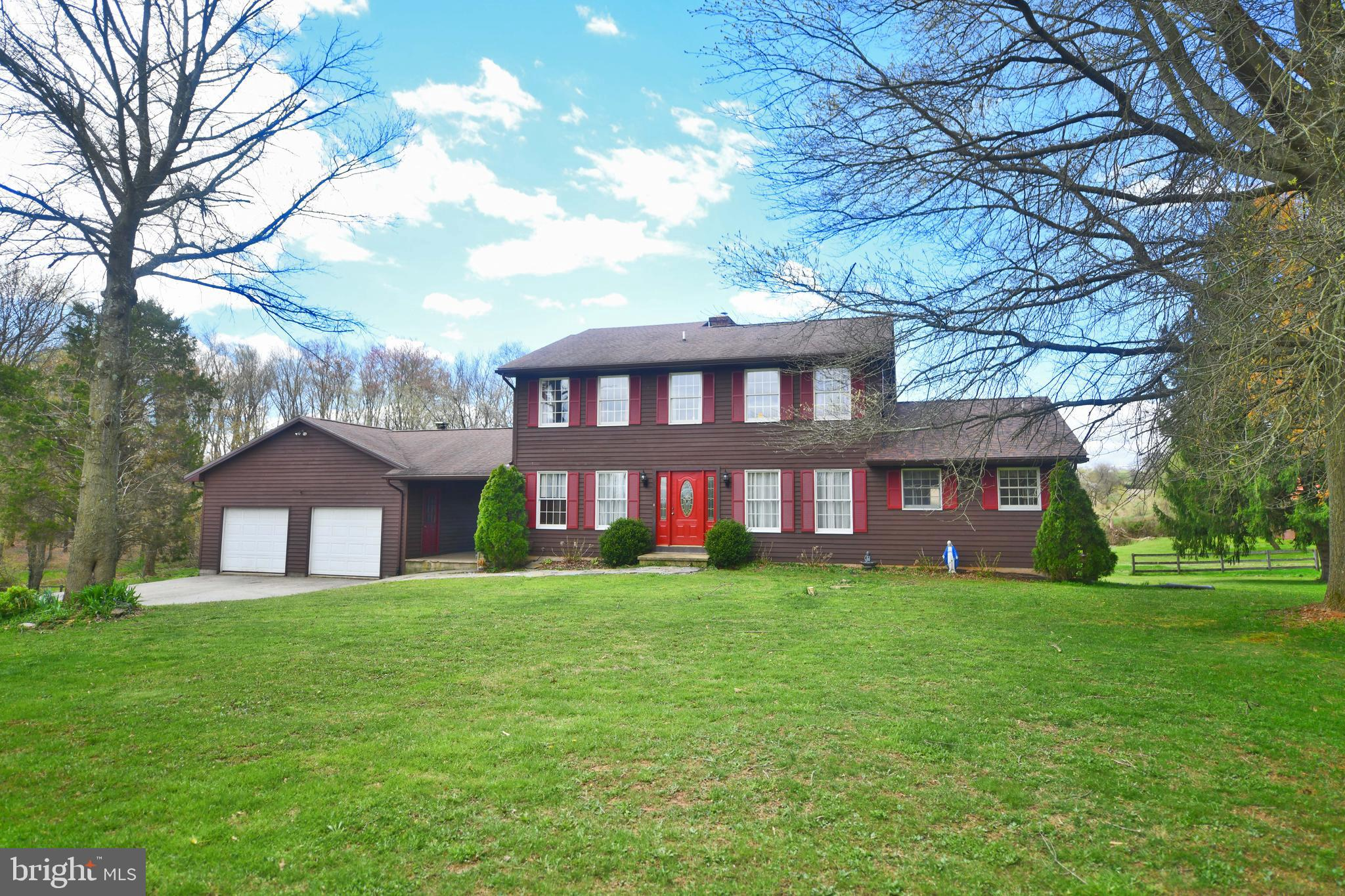 504 MOUNT OLIVET CHURCH ROAD, FAWN GROVE, PA 17321