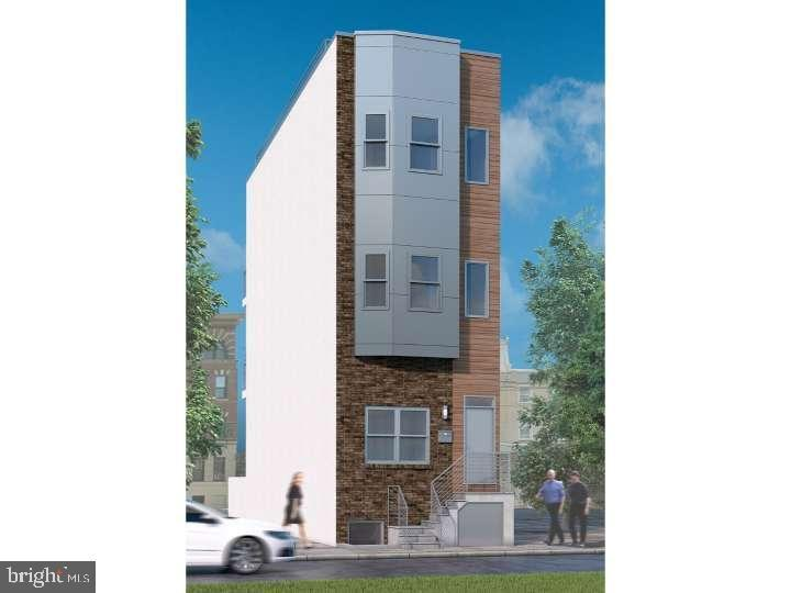 Quite new construction with 3 Bed & 3 Bath. Features may include a nice size living room, roof deck, granite counter top, and beautiful hardwood floor throughout.