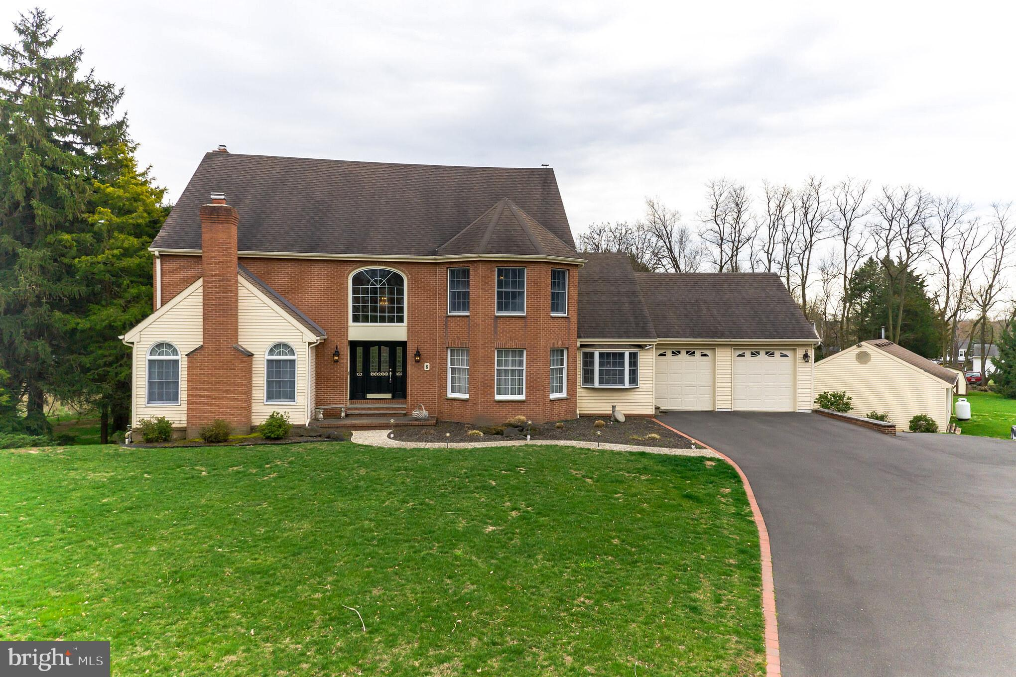 6 SWALLOW ROAD, HOLLAND, PA 18966