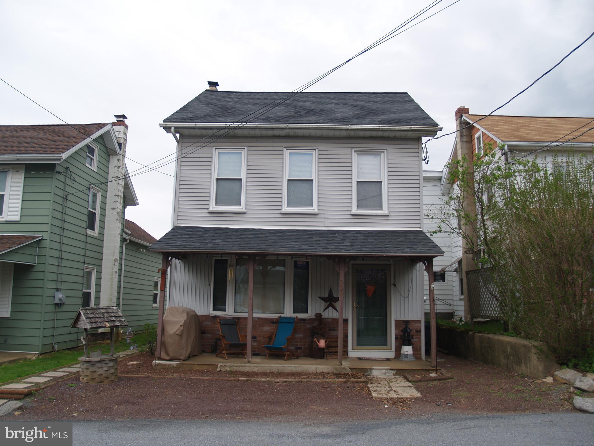 334 CLOVER STREET, MERTZTOWN, PA 19539