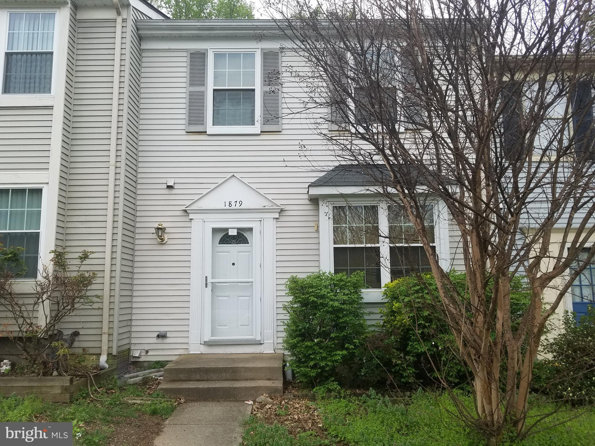 Spacious 3 level town home priced below market value in a great location close to shopping, Fort Belvoir, I95 , Route 1 and a manageable commute to DC! The main level features an open floor plan with hardwood floors throughout. From the kitchen, step out to the deck with good views of the wooded area. The upper level features 3 bedrooms and 2 full baths. The Lower level or basement features a rec room, fireplace, a rough in for a full bathroom, a spacious unfinished area, laundry area and a walk-out to the patio and fully fenced backyard. Windows and HVAC were replaced in 2012! The home needs some TLC so if you are looking to do a little bit of work or if you are looking for an investment opportunity, this is the one for you. Call or text for details.