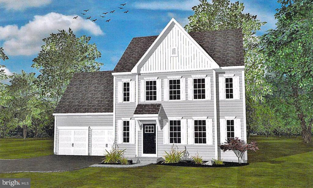Beautiful new 2-story by award winning builder Custom Home Group. One of the last remaining lots in Mill Creek. A very nice 4-bedroom plan with a number of upgrades including laminate flooring, granite, and SS appliances. Call Dwight for a complete list of selections and amenities.