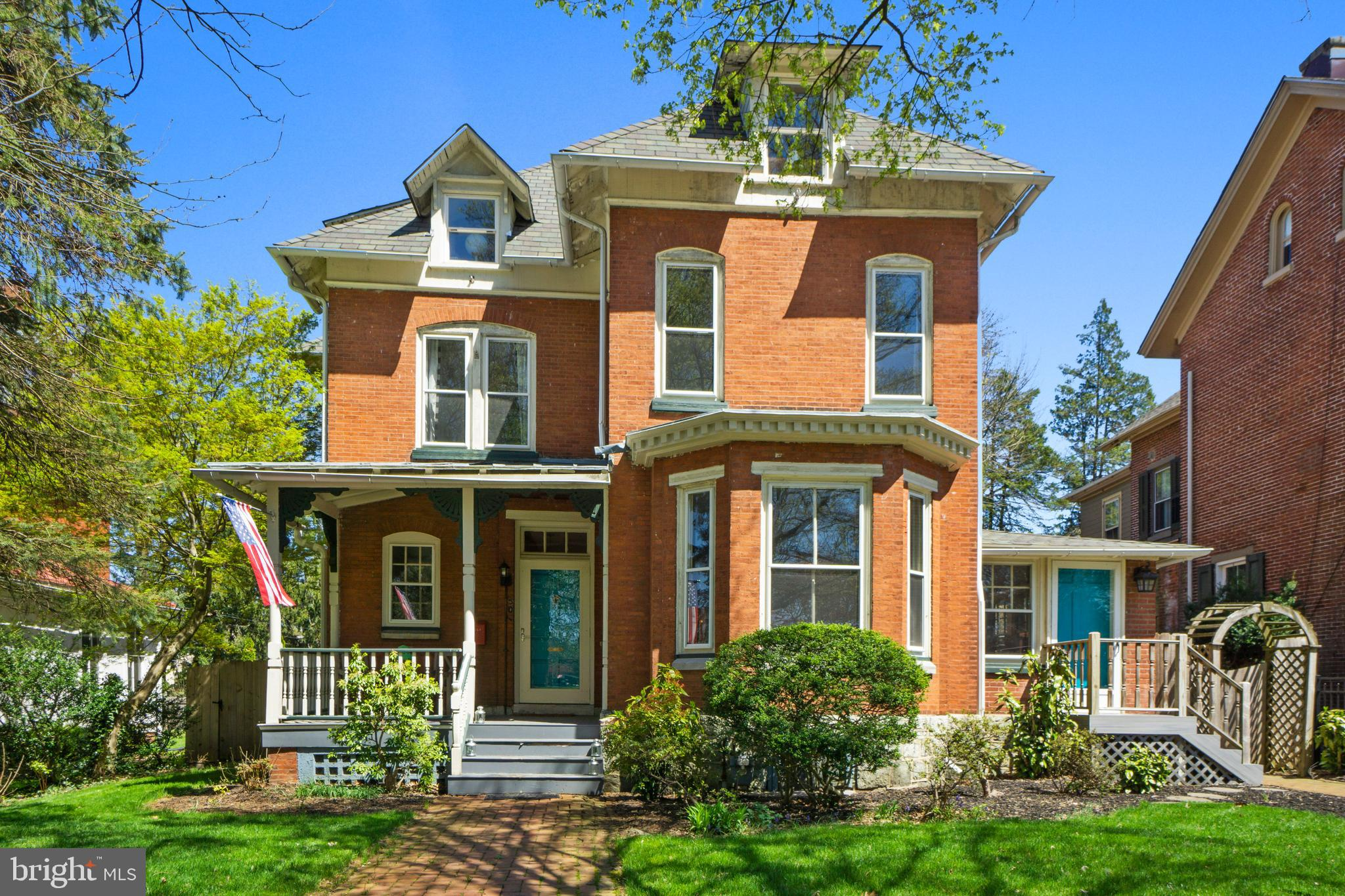 507 N HIGH STREET, WEST CHESTER, PA 19380