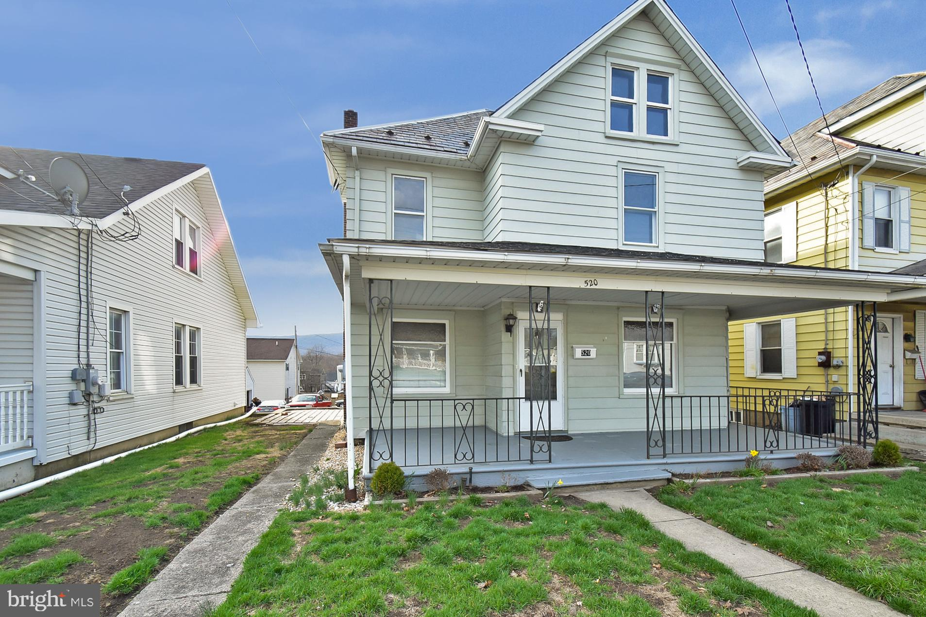 520 S BROADWAY, WIND GAP, PA 18091