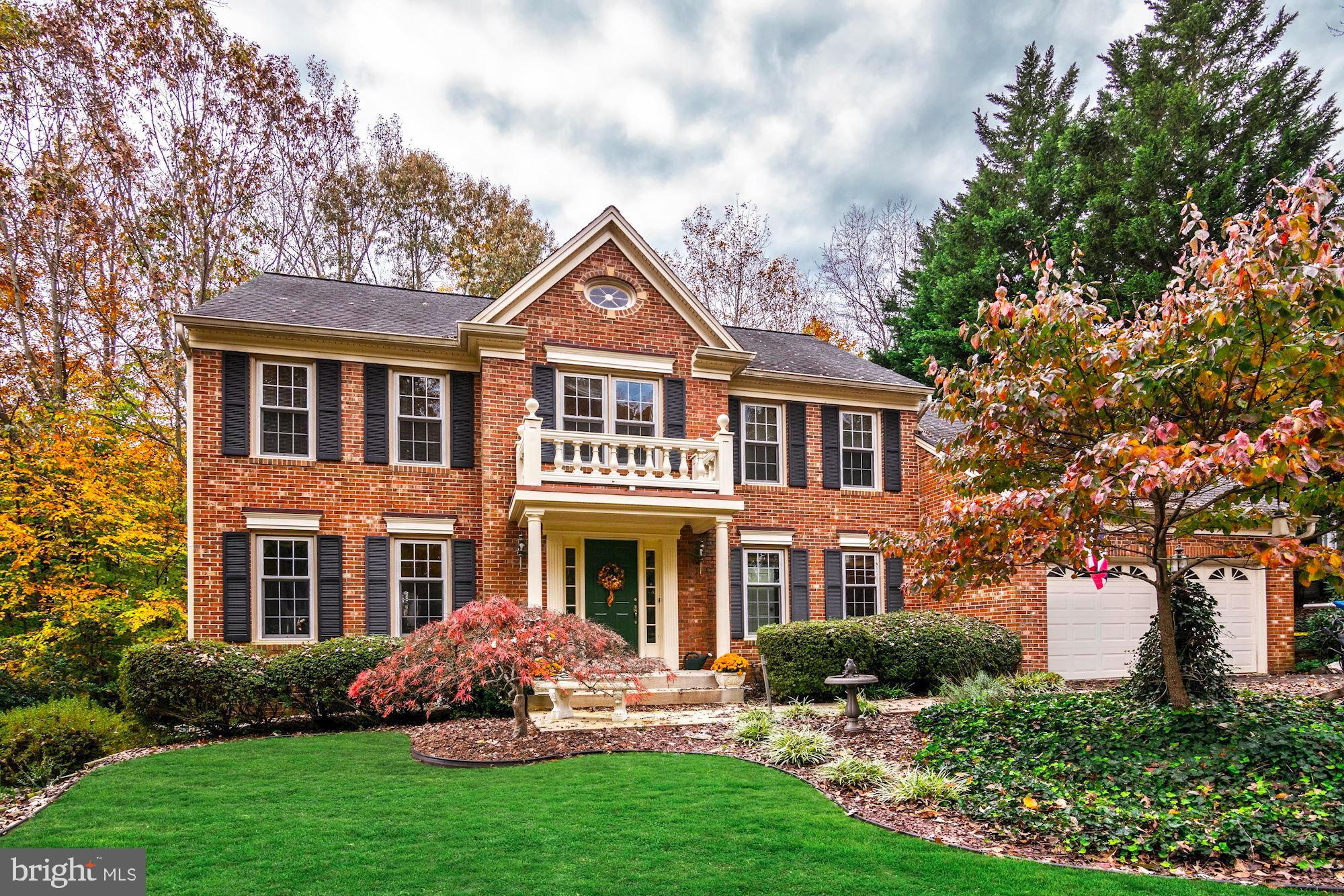 $20,000 price drop from original!                                                                                                                                                                                                                                                                    Zensational! Delight in an enchanting Asian garden setting of Japanese Maple, dogwood, white rock pathways, variegated hosta, a profusion of azalea, off-set by a soothing stacked rock waterfall.  This stunning 4,000 SF 4BR, 3.5BA, double car garage colonial is all about a gracious, spacious and serene lifestyle. Located on a cul-de-sac in sought-after Lynnwood against a wooded back-drop, this half-acre gem affords beauty within and without. A charming glassed-in sunroom with hot-tub overlooks an imposing multi-level decking and staircase which serves as a perfect vantage to observe the amazing Koi pond. Aesthetic, practical and security upgrades are abundant throughout this 3-level home perfect for entertaining with an easy party flow for fun gatherings and pockets of privacy. Afternoon sunshine bathes the formal dining room, updated kitchen, breakfast area and delightful sun-room. Impeccably maintained, home features brand new air-conditioning, renovated kitchen/ baths, vinyl replacement windows, insulated vinyl siding and trim wrap, high end stainless steel appliances, gas fireplace,  2 dens/ study/ library, expanded pantry, walk-out recreation room to paved patio, HUGE storage in basement for workshop, crafts, hobbies. Home Owners Warranty offered.  You have to see for yourself. Care and devotion to this home is seen everywhere. Charm and elegance is its just reward. Enjoy! Welcome home. You won't want to leave.