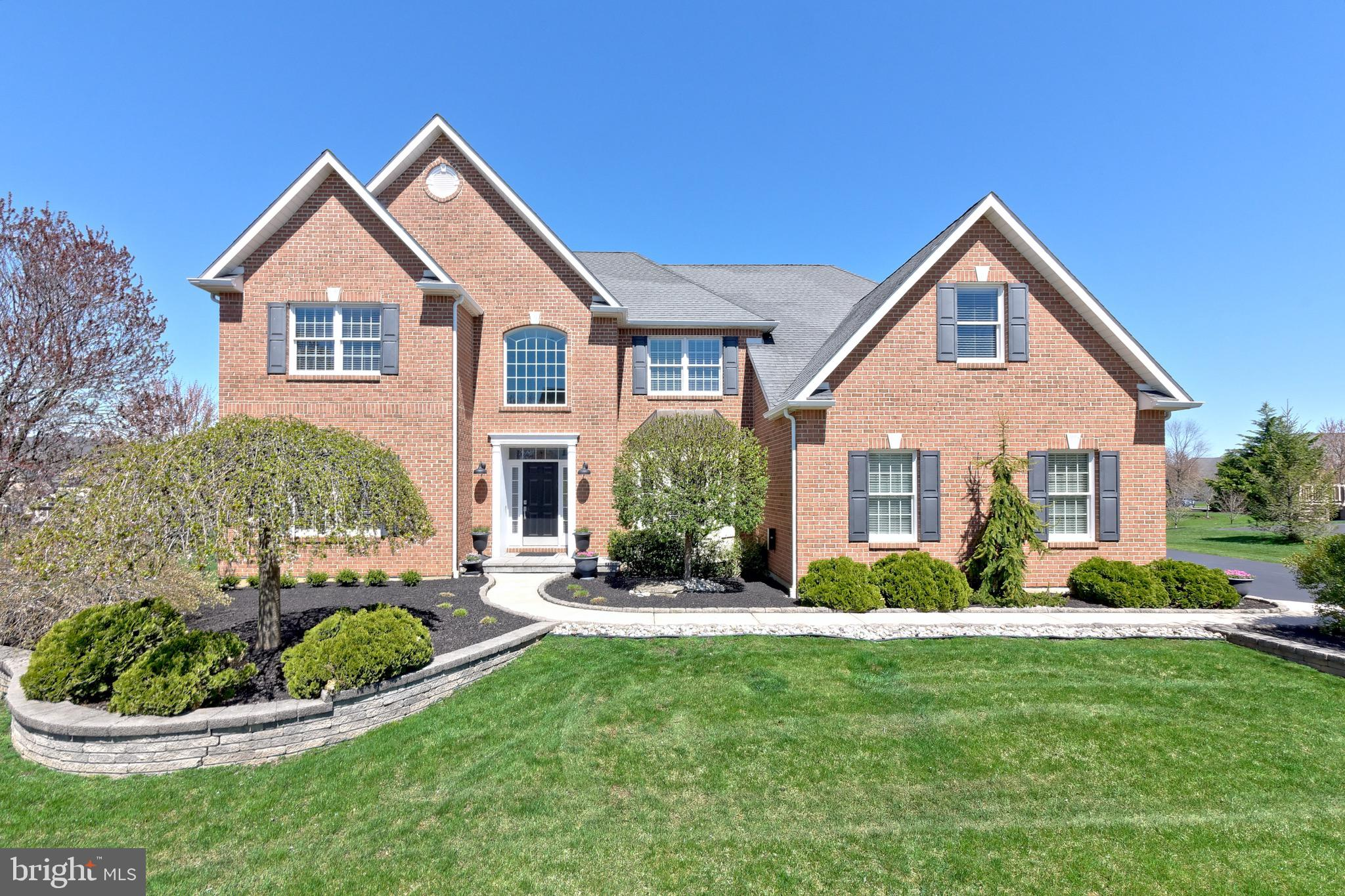 3345 S BAY HILL DRIVE, CENTER VALLEY, PA 18034
