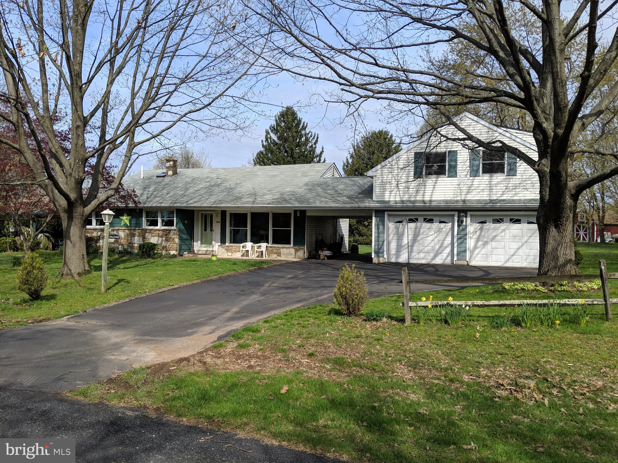 114 WOOLEY RUN, PENNS PARK, PA 18943