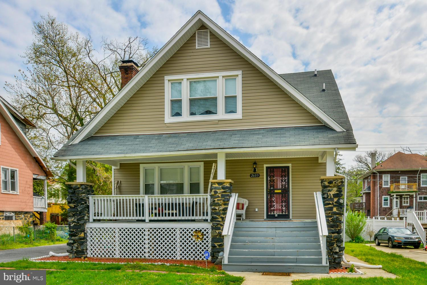2603 ALLENDALE ROAD, BALTIMORE, MD 21216