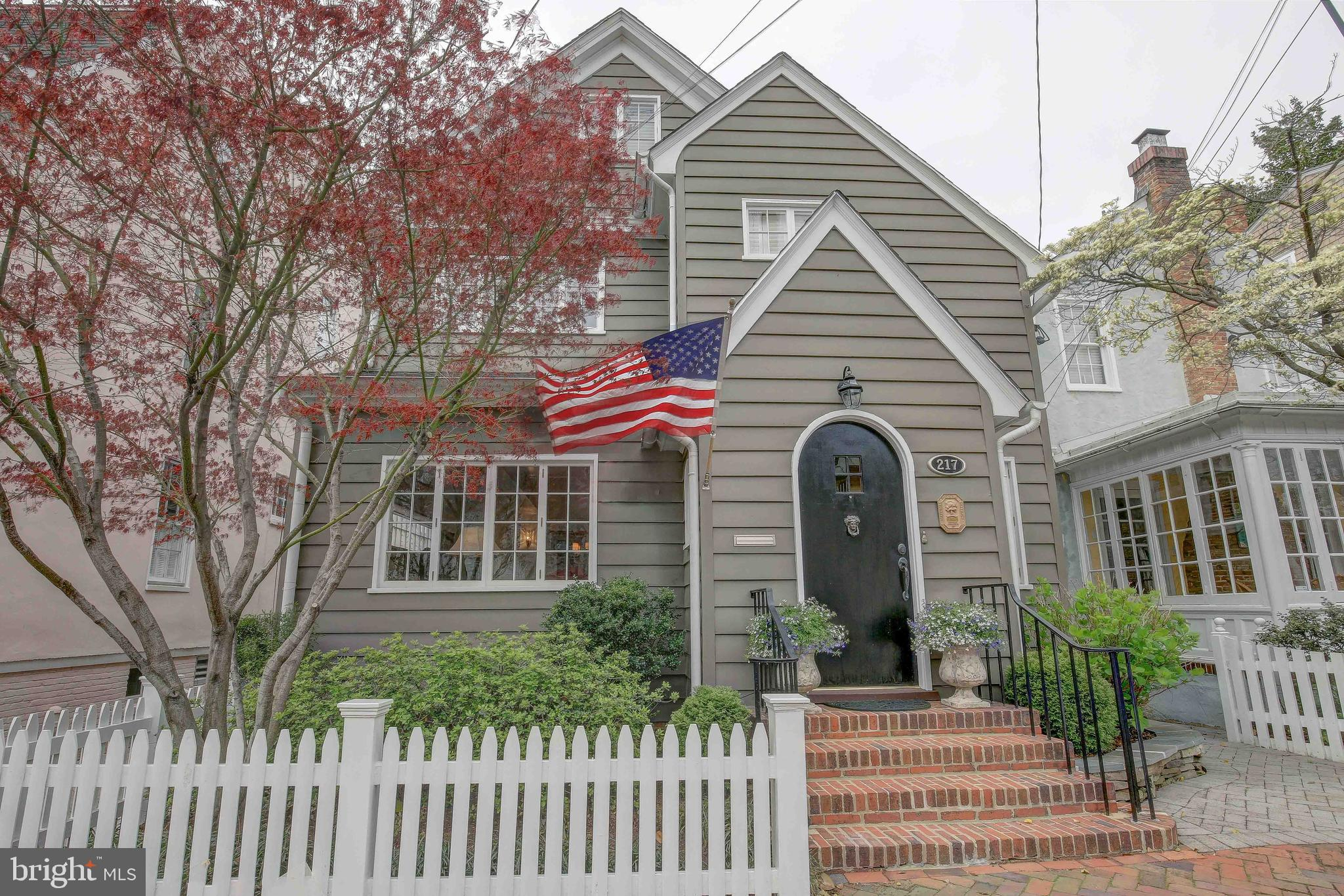 217 KING GEORGE STREET, ANNAPOLIS, MD 21401