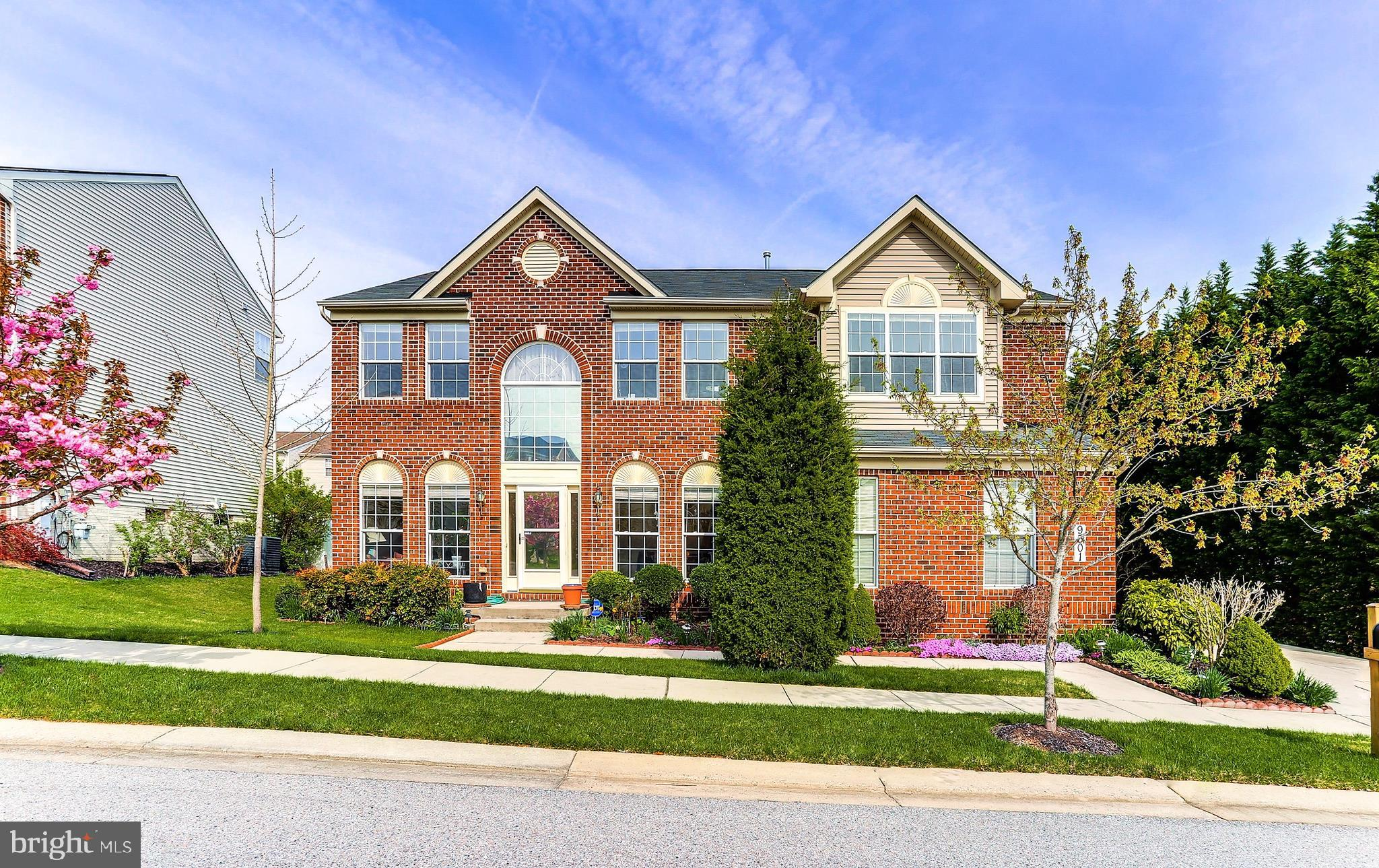 9301 GEORGIA BELLE DRIVE, PERRY HALL, MD 21128