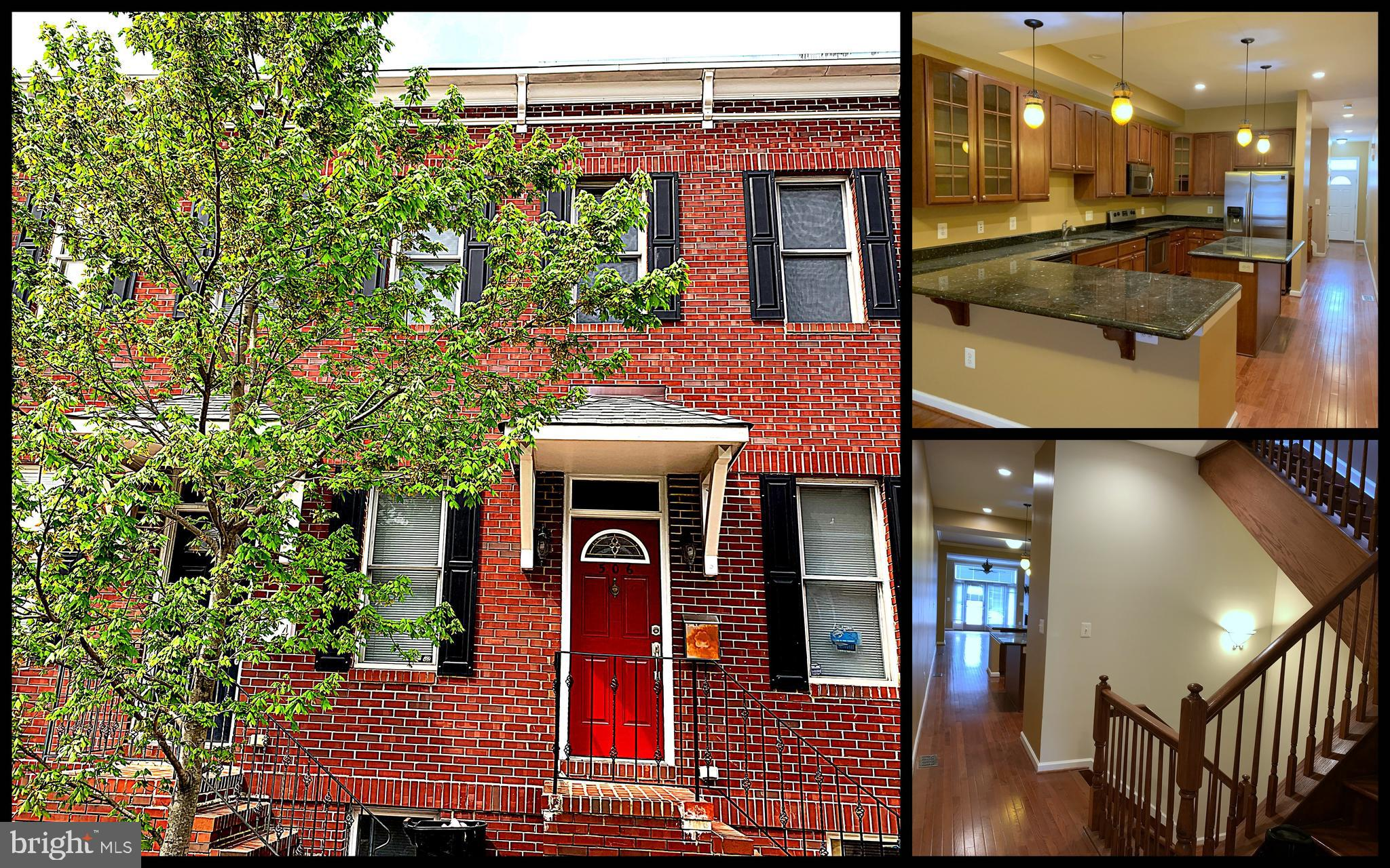 506 N CHESTER STREET, BALTIMORE, MD 21205
