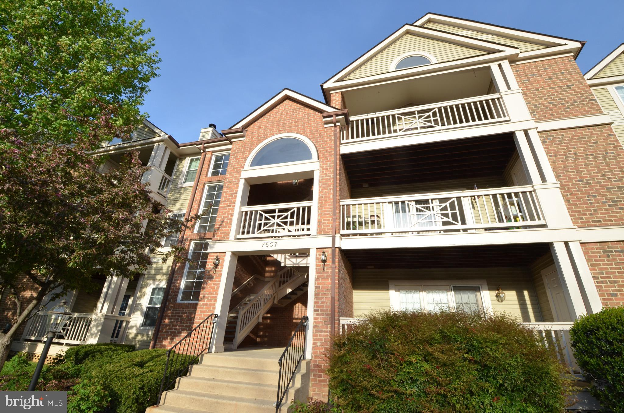 TWO BEDROOM TWO BATH CONDO IN THE HEART OF KINGSTOWNE!  Come and ready to be impressed by the pristine condition of this unit. Brand new HVAC, freshly painted top to bottom, new flooring throughout, new SS kitchen appliances, the list goes on! Enjoy the Kingstowne amenities as well as Stratford places pool. Easy commute to Ft Belvoir and metro to DC and pentagon.  Close to bus line, blue line metro, Kingstowne shopping center, restaurants, movie theater and more!