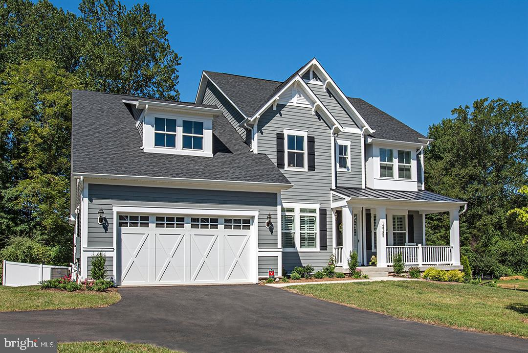 BRAND NEW! Ready for Summer 2019 delivery! Open floor plan with all the upgrades! Gourmet designer kitchen with upgraded stainless steel appliances, granite counter tops, upgraded hardwood floors main level, morning room, finished rec room, den and bath in basement. This home is located in a beautiful enclave of only 8 homes. Sales conducted off-site at 7900 Telegraph Rd, Alexandria.