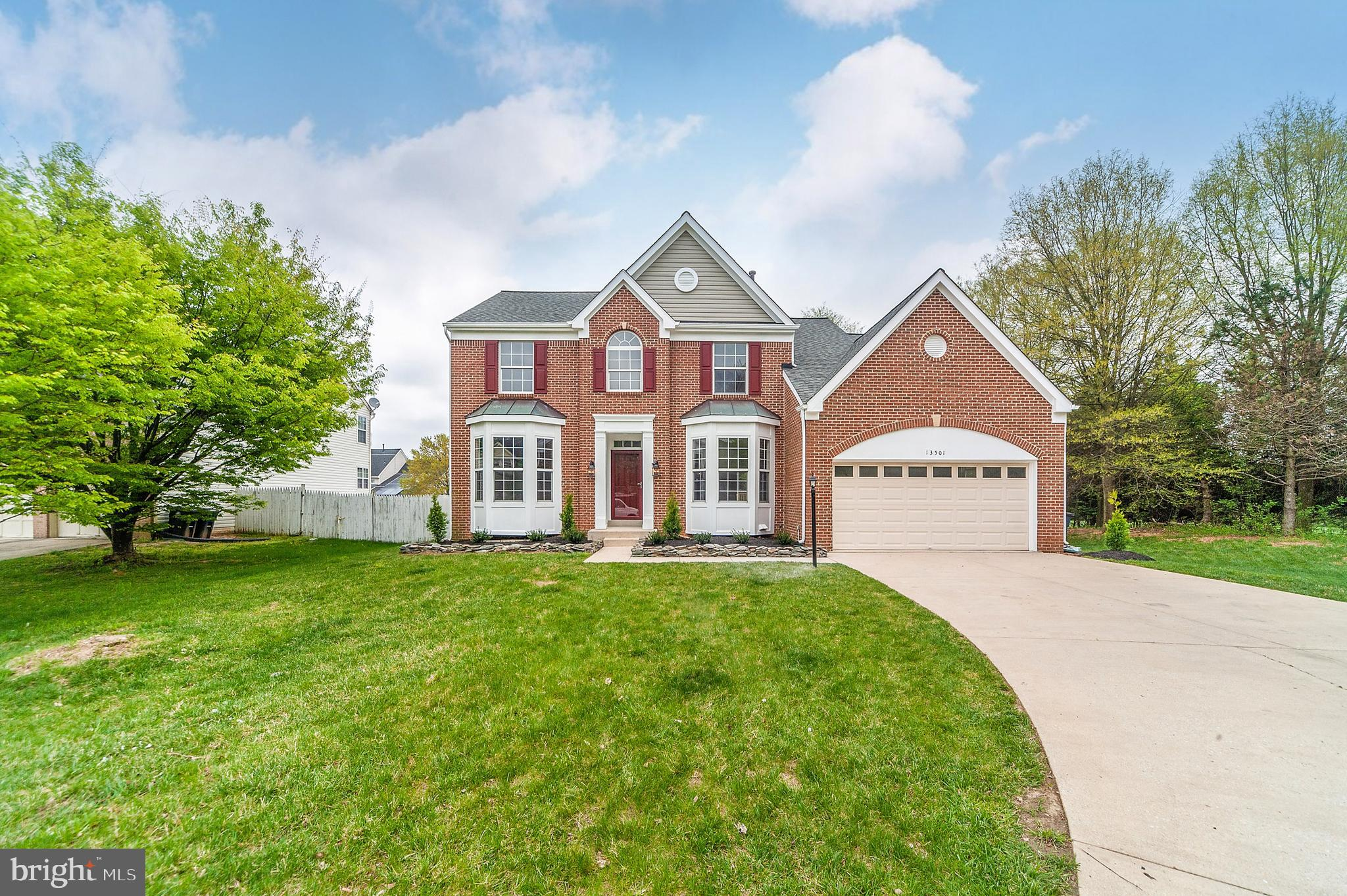 13501 GAMBREL COURT, LAUREL, MD 20708