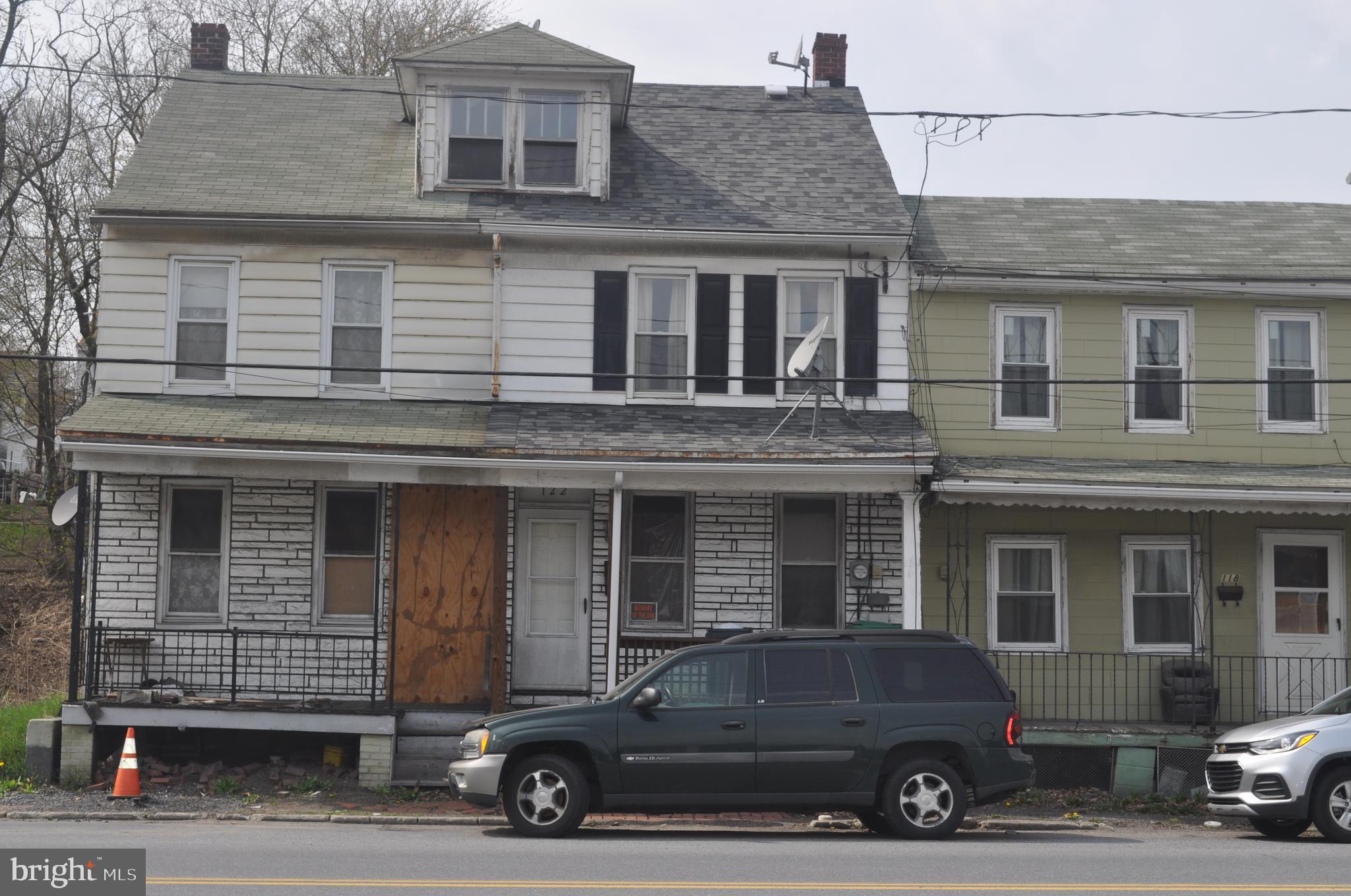 122 VALLEY STREET, NEW PHILADELPHIA, PA 17959