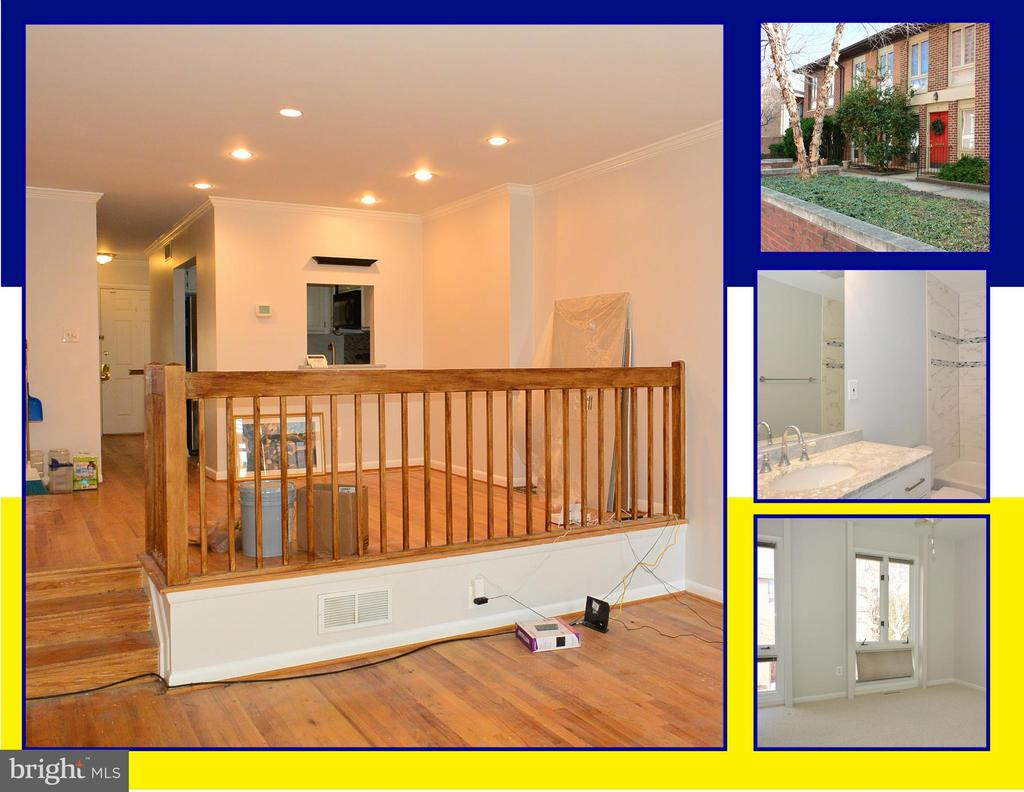 **AVAILABLE JUNE 1, 2019**OFF-STREET PARKING** 2BR+DEN 3.5BA TOWNHOUSE IN OTTERBEIN. CURRENT RENOVATIONS INCLUDE KITCHEN APPLIANCES, CERAMIC TILE, BATH FIXTURES, NEW CARPET & PAINT. OPEN FLOOR PLAN, WOOD FLOORS, SUNKEN LIVING ROOM WITH FIREPLACE, PATIO, 2 MASTER SUITES WITH PRIVATE BATHS, FULLY-FINISHED BASEMENT WITH FULL BATH, WET BAR & MORE. CONVENIENT TO DOWNTOWN, INNER HARBOR, I-95 & MARC TRAINS. IMAGINE... YOUR NEW HOME!!