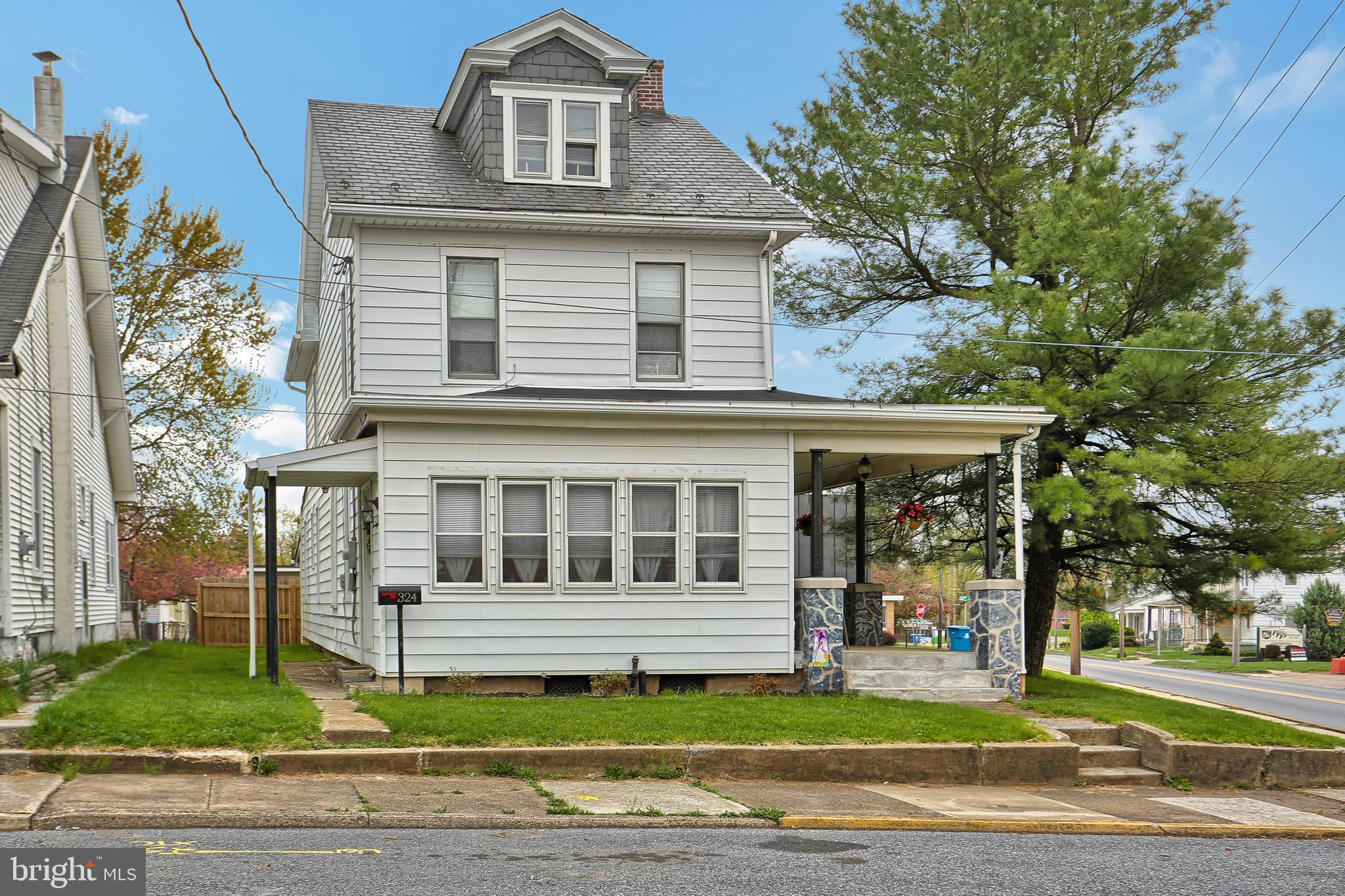 324 S 29TH STREET, HARRISBURG, PA 17103