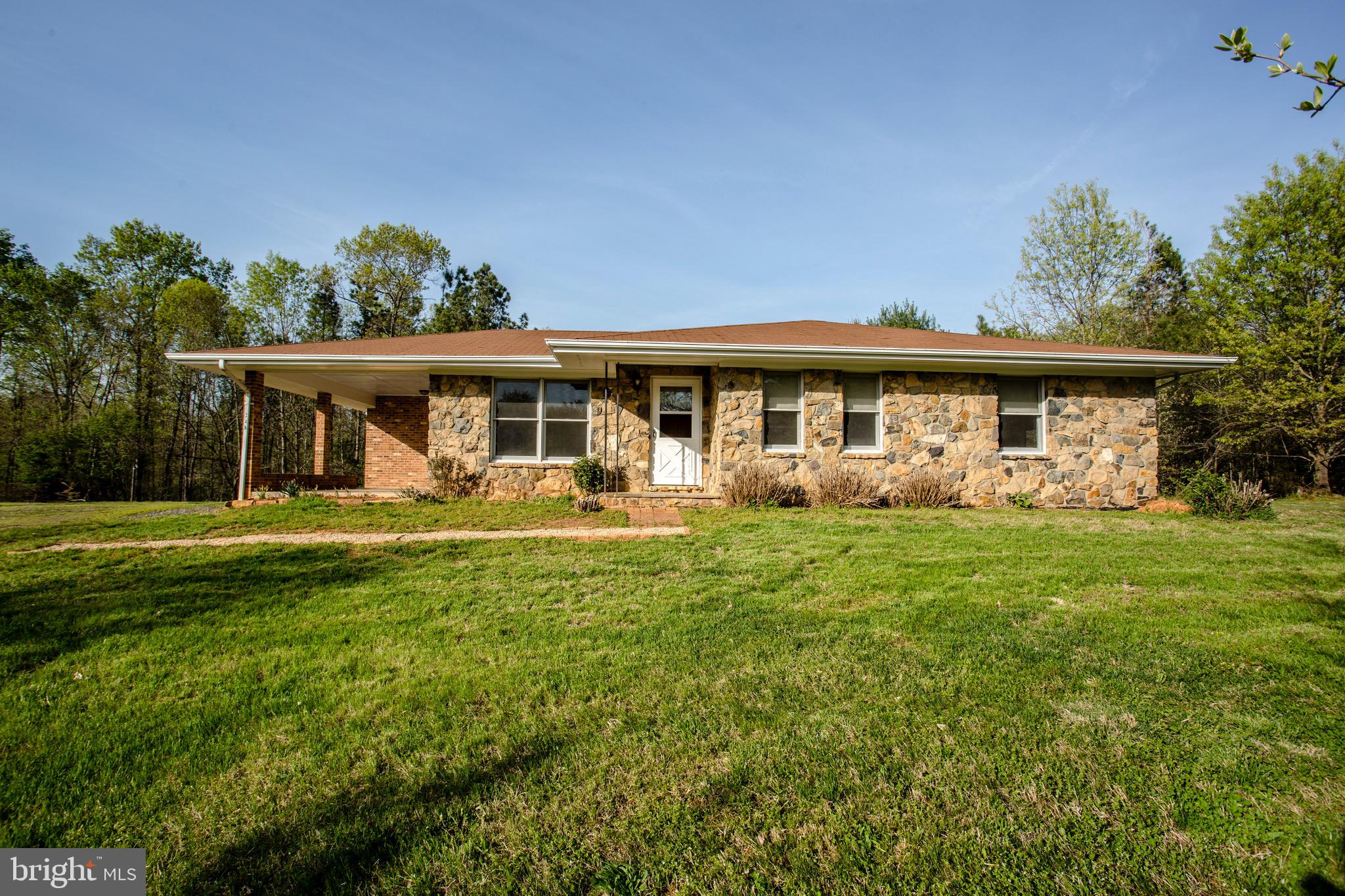248 OLD LOUISA ROAD, GORDONSVILLE, VA 22942