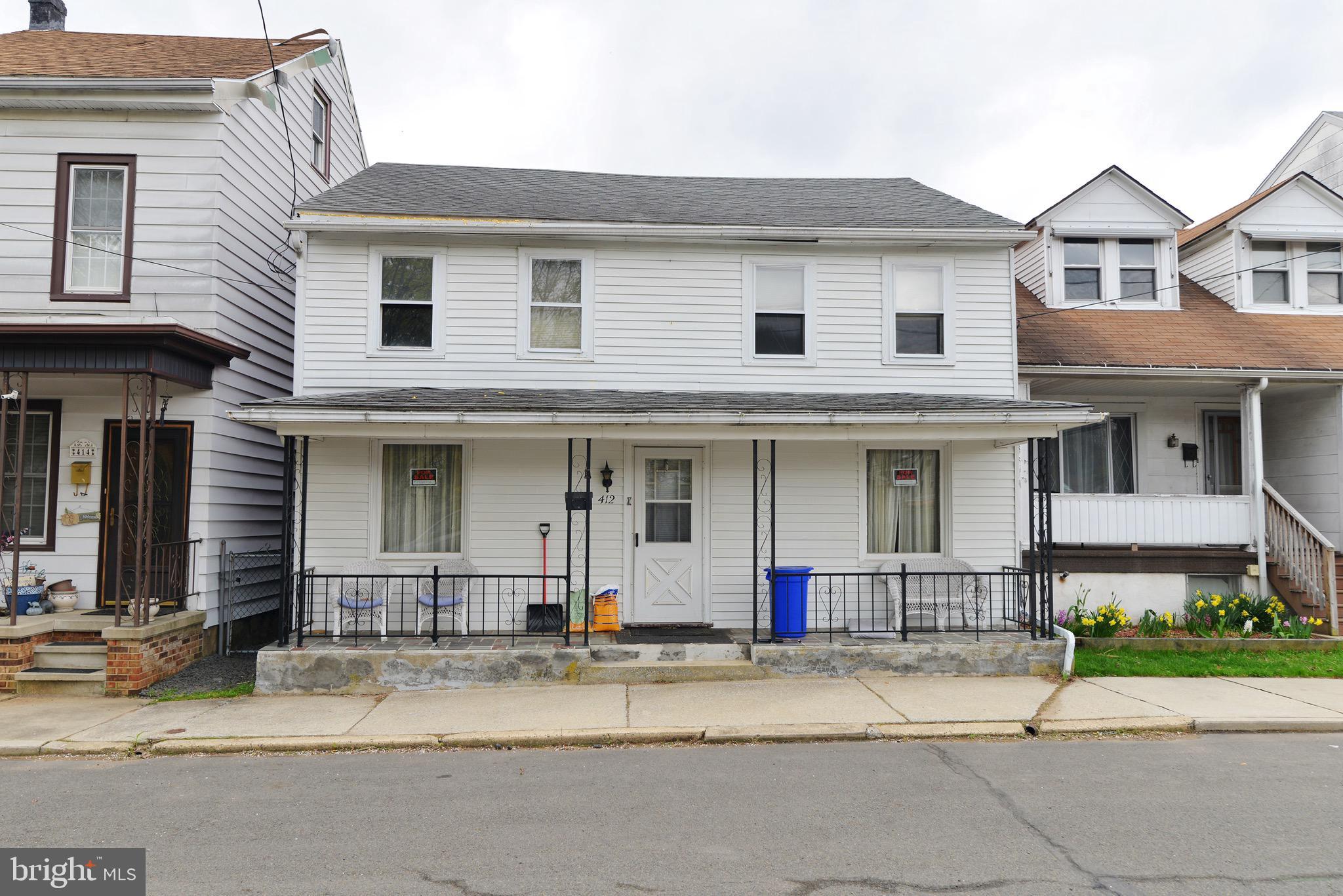 410 S FRONT STREET, SAINT CLAIR, PA 17970