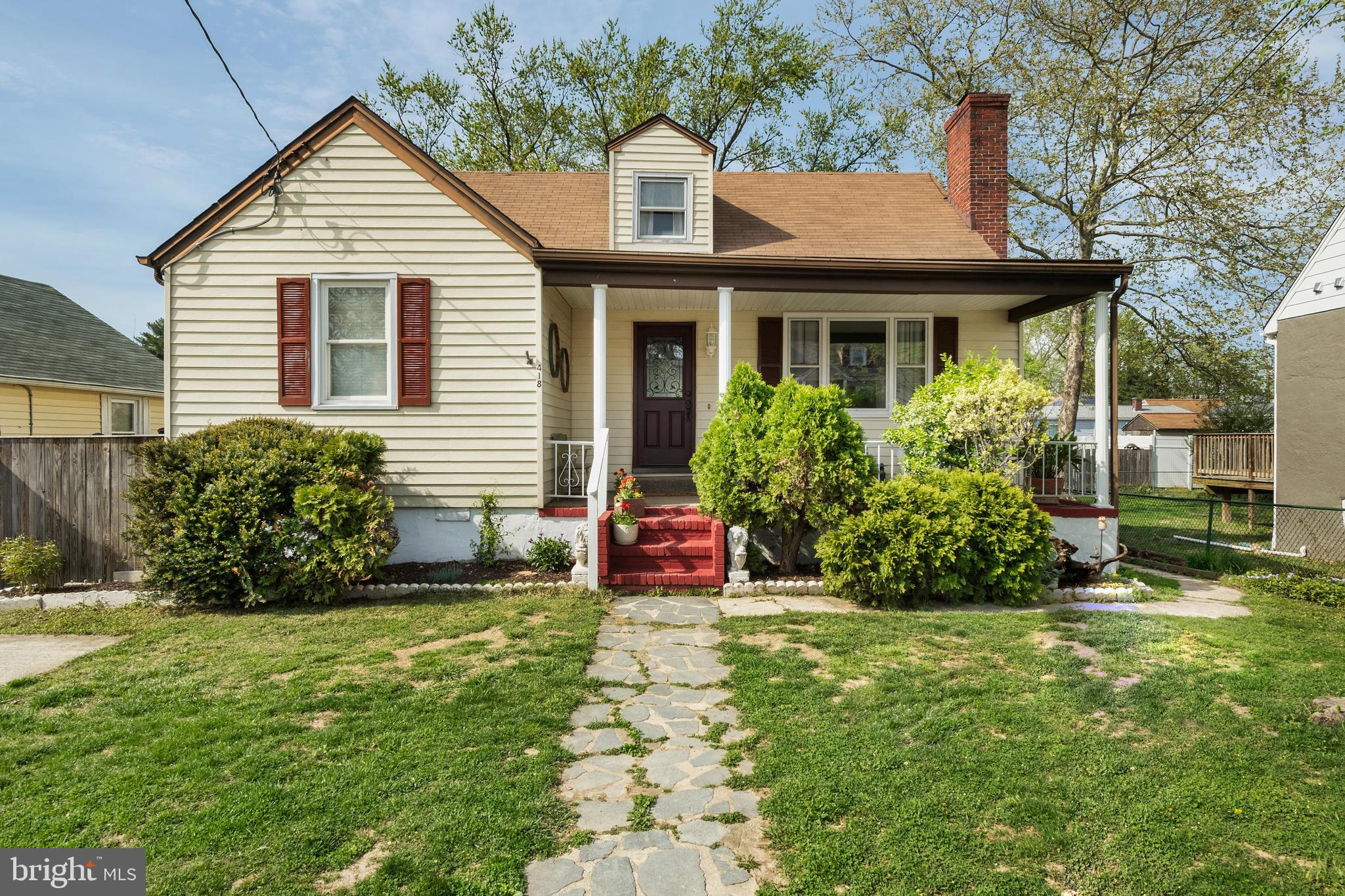 418 CRESSWELL ROAD, BALTIMORE, MD 21225