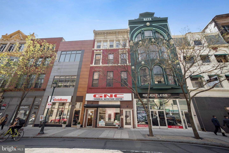 720 Chestnut Street #D Philadelphia, PA 19106