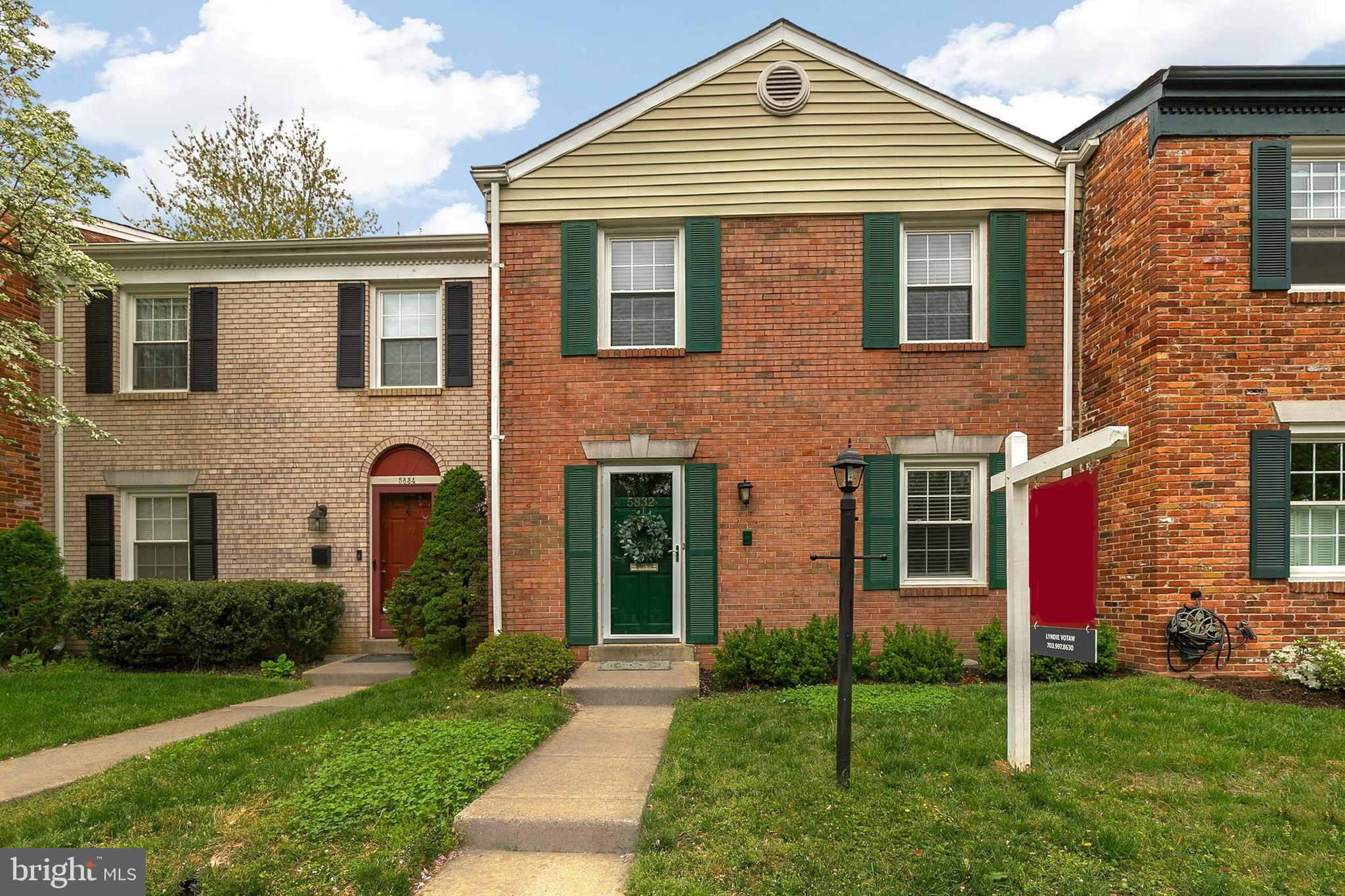Spacious, Luxurious, Modern Townhouse! Walk to Metro! This luxurious Berkshire townhouse, tucked away in a private, park-like setting, is exactly what you have been waiting for! Spacious, airy, and bright, natural light bathes every room in this stunning move-in ready home.  Three large bedrooms upstairs, plus a large walk-out lower level means plenty of space for your family, visiting guests, home office, home gym, etc.  Gorgeous finishes everywhere you look--- granite, designer tile, upscale lighting, etc. Beautiful functional kitchen. Two full baths, two half baths.  Ample storage and closet space. Private, fenced walk-out patio: the perfect outdoor space. Move-in ready! No To-Do List for you: All major systems updated, including HVAC (2014), Water Heater (2013), All Appliances (2013-2016), Electrical Panel (2016), etc! Walk to Metro! Close to shopping, Old Town, parks, theatres, grocery stores, everywhere you want to be! Easy commute to DC, Pentagon, Mark Center, etc! Welcome home! OFFERS WILL BE REVIEWED MONDAY EVENING, APRIL 29, 2019!