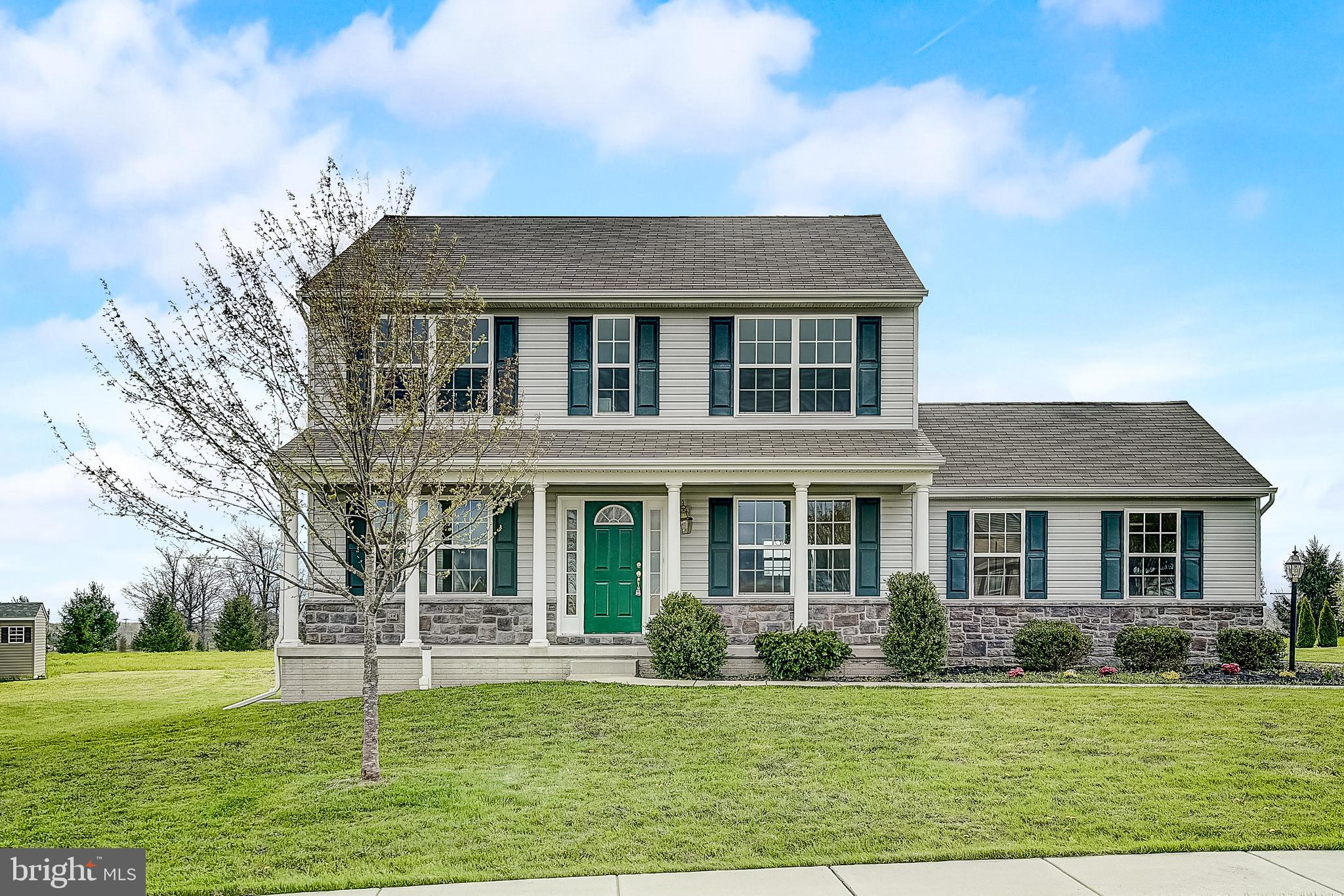 107 WHITEHORSE DRIVE, HONEY BROOK, PA 19344