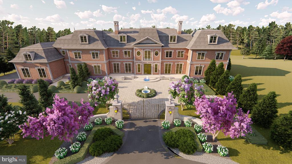 Unparalleled opulence awaits at Le Reve, one of the finest communities to be developed in decades. The Building Group LLC officially breaks ground on the construction of their next french provincial masterpiece, Chateau de Riviere, early summer 2019. The Le Reve aerial renderings (pictured in the above virtual tour) depict the homes to be built, as well as all recent sales in the Le Reve community. Customize your dream home in Great Falls most sought after neighborhood today. Only four lots remain!