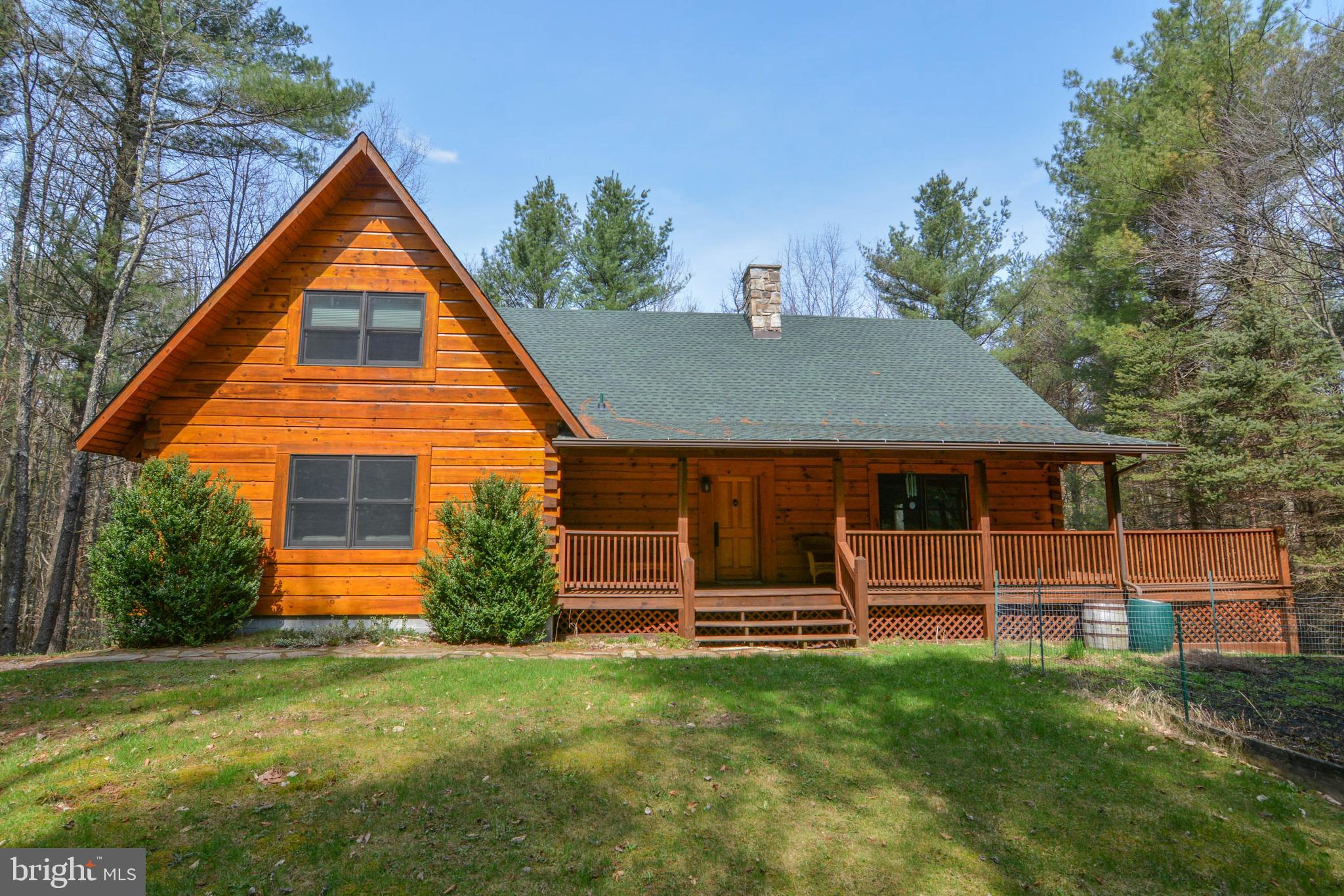 Log Homes & Cabins For Sale   Deep Creek Lake Homes For Sale