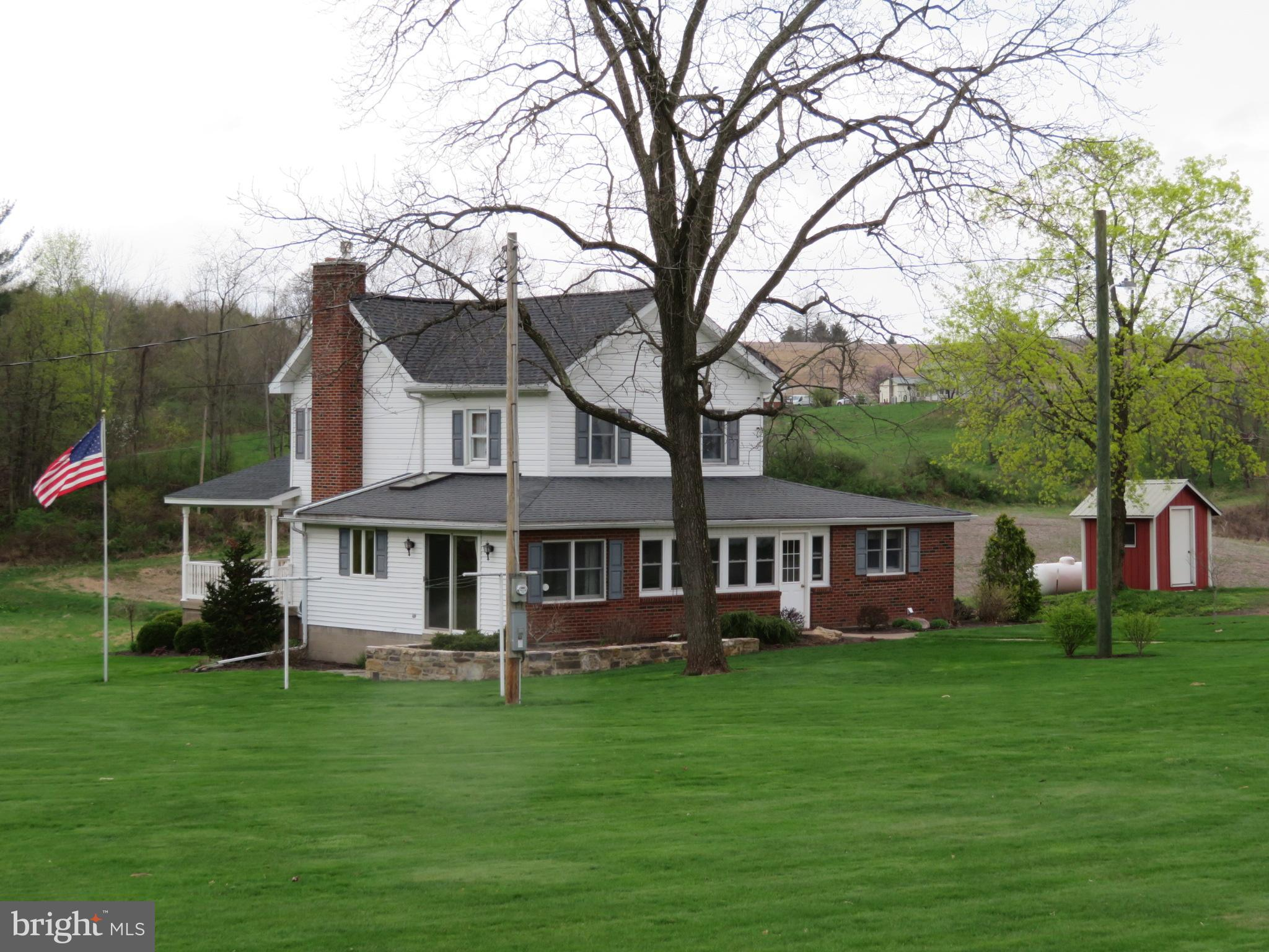 413 W MOUNTAIN ROAD, PAXINOS, PA 17860
