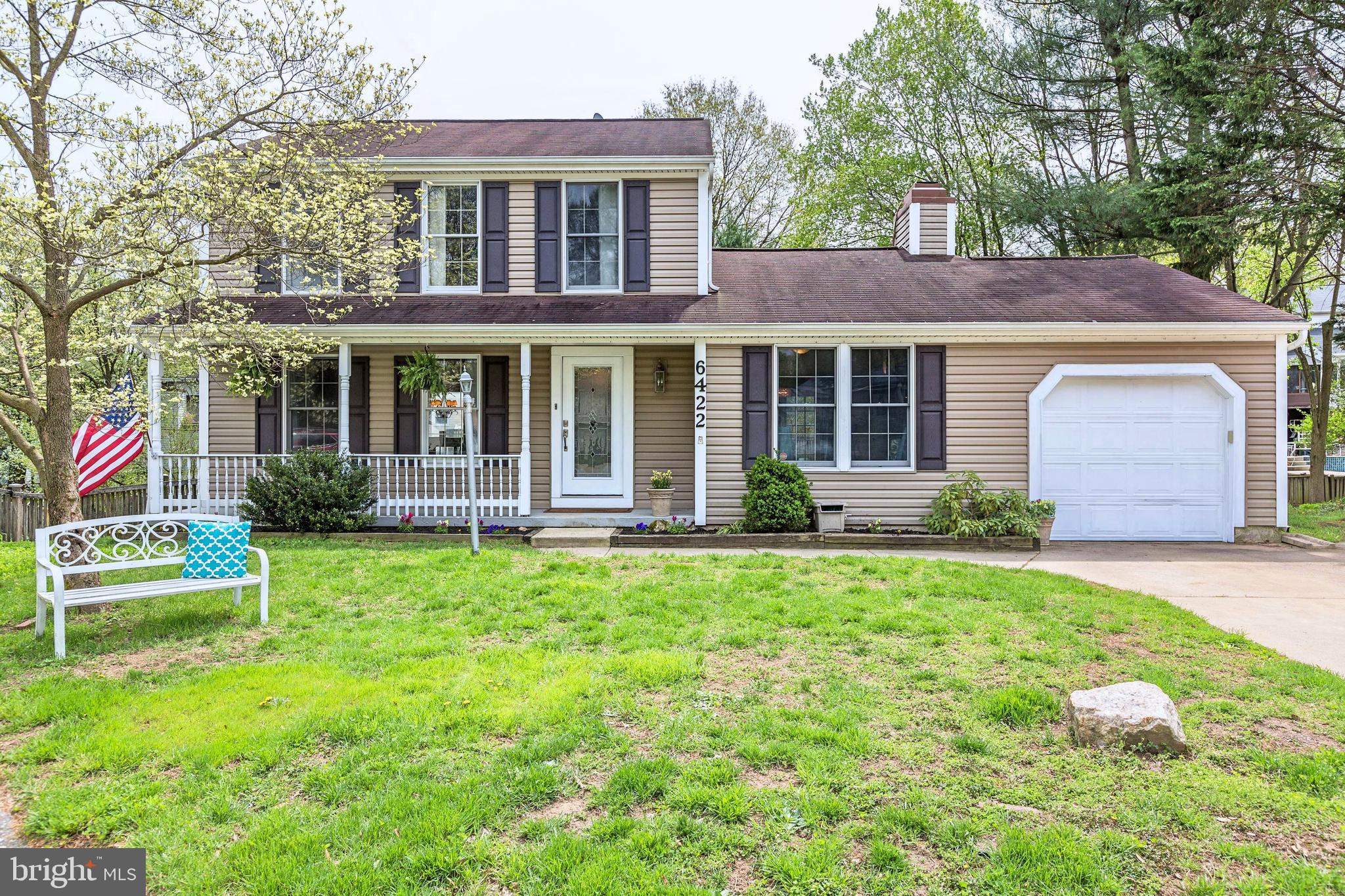 6422 WHITE PEACH PLACE, COLUMBIA, MD 21045
