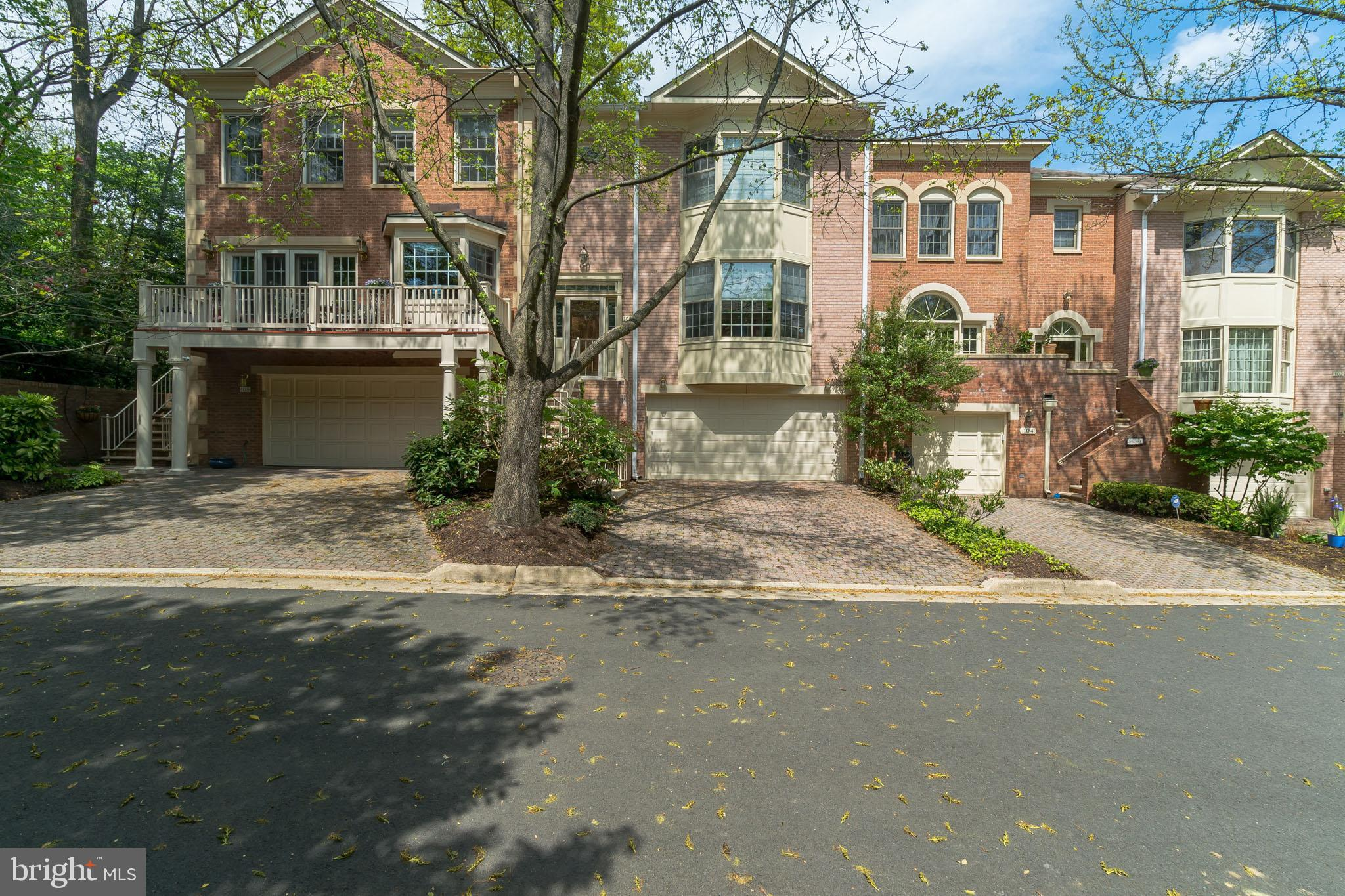106 GRESHAM PLACE, FALLS CHURCH, VA 22046