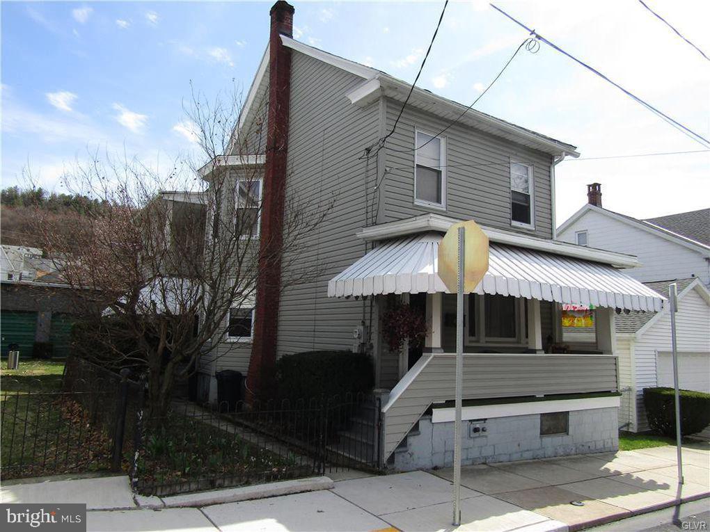 320 W PATTERSON STREET, LANSFORD, PA 18232