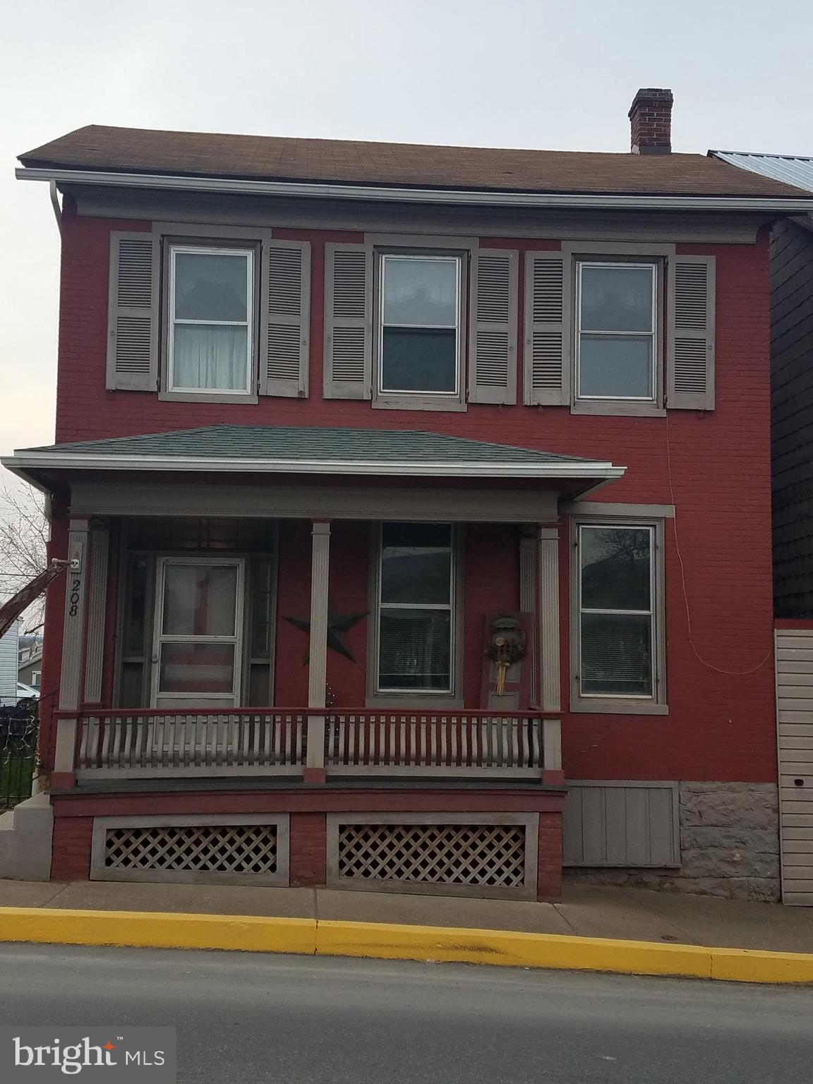 208 MARKET STREET, PORT ROYAL, PA 17082