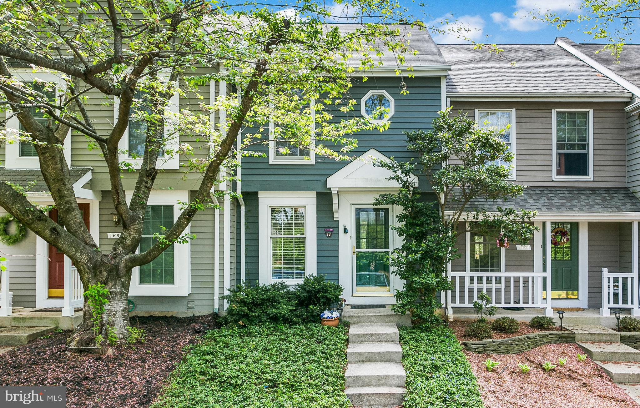 Renovated 2 bed/1.5 bath townhome in Reston! Updated wood floors, updated kitchen with nice open concept living & dining. Finished 4th floor storage space with pull down steps. Lower level family room with wood-burning fireplace and walkout to private patio! Backs to trees! Minutes from all of Reston's amenities and restaurants, FX county Pkwy & Dulles toll road, Reston metro! Don't miss it!