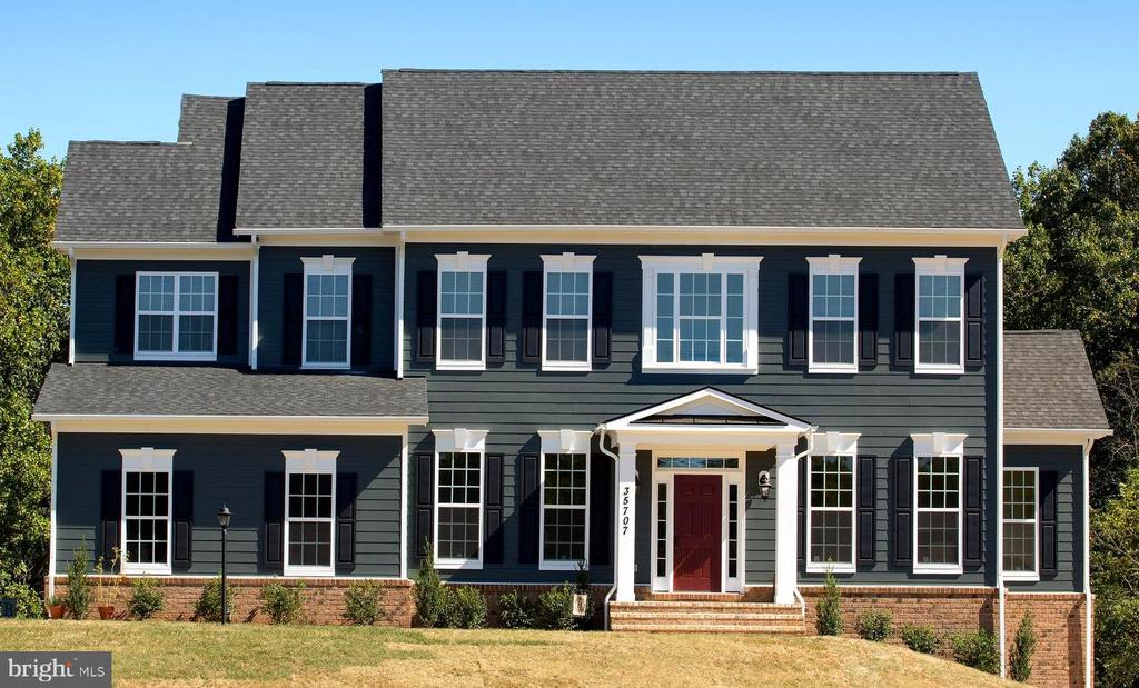 TO BE BUILT. Picture a perfect NEW home on 4+ acres with no HOA! Choose from 5 unique plans and endless options, including the Huntwick Place Deluxe with great open family room/kitchen. Fully customizable, amazing standard features, gorgeous elevations. Off-site sales nearby at model home at Black Oak Ridge in Purcellville.