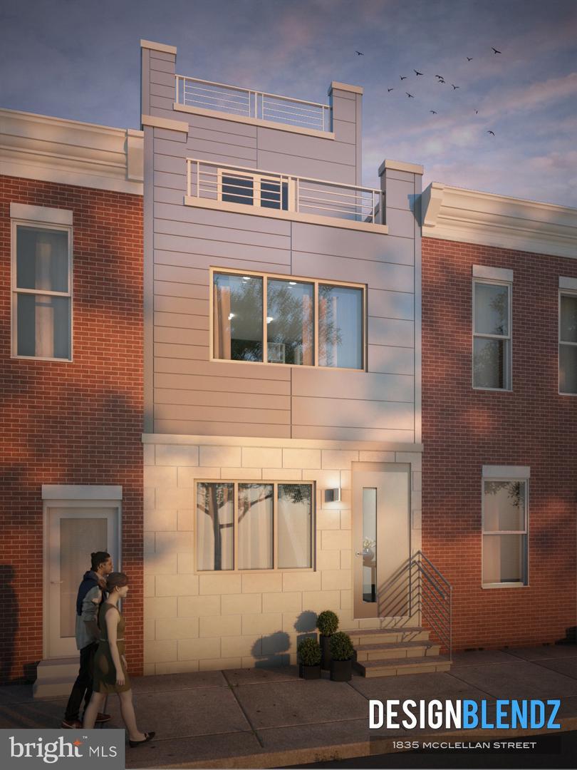 1835 Mcclellan Street Philadelphia, PA 19145