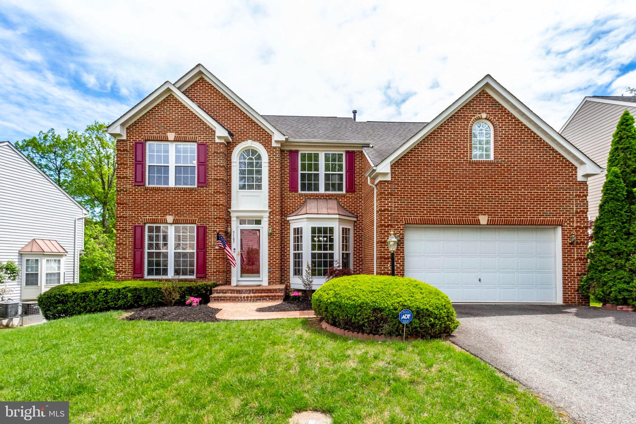Your search is over! This beautiful, sun-filled 4BR, 3.5 Bath home is waiting for you to create new memories. Freshly painted from top to bottom with ALL NEW door hardware and hinges,NEW ceiling fans, lighting,BRAND NEW stainless steel appliances, Newer Deck 2017 w/ transferable warranty, New brick walkway and back patio 2018, HOME WARRANTY! Super convenient location. Close to 395, Old Town, Arlington, Fort Belvoir, Tysons, Pentagon & Downtown DC.