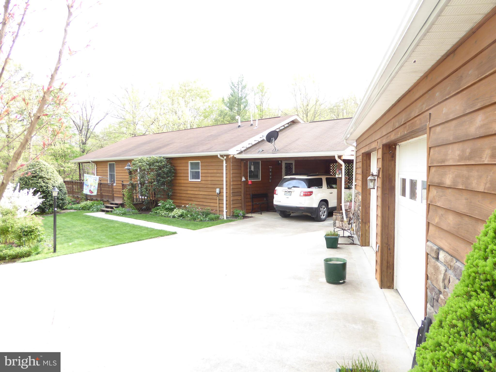 303 FAWN DRIVE, SPRINGFIELD, WV 26763