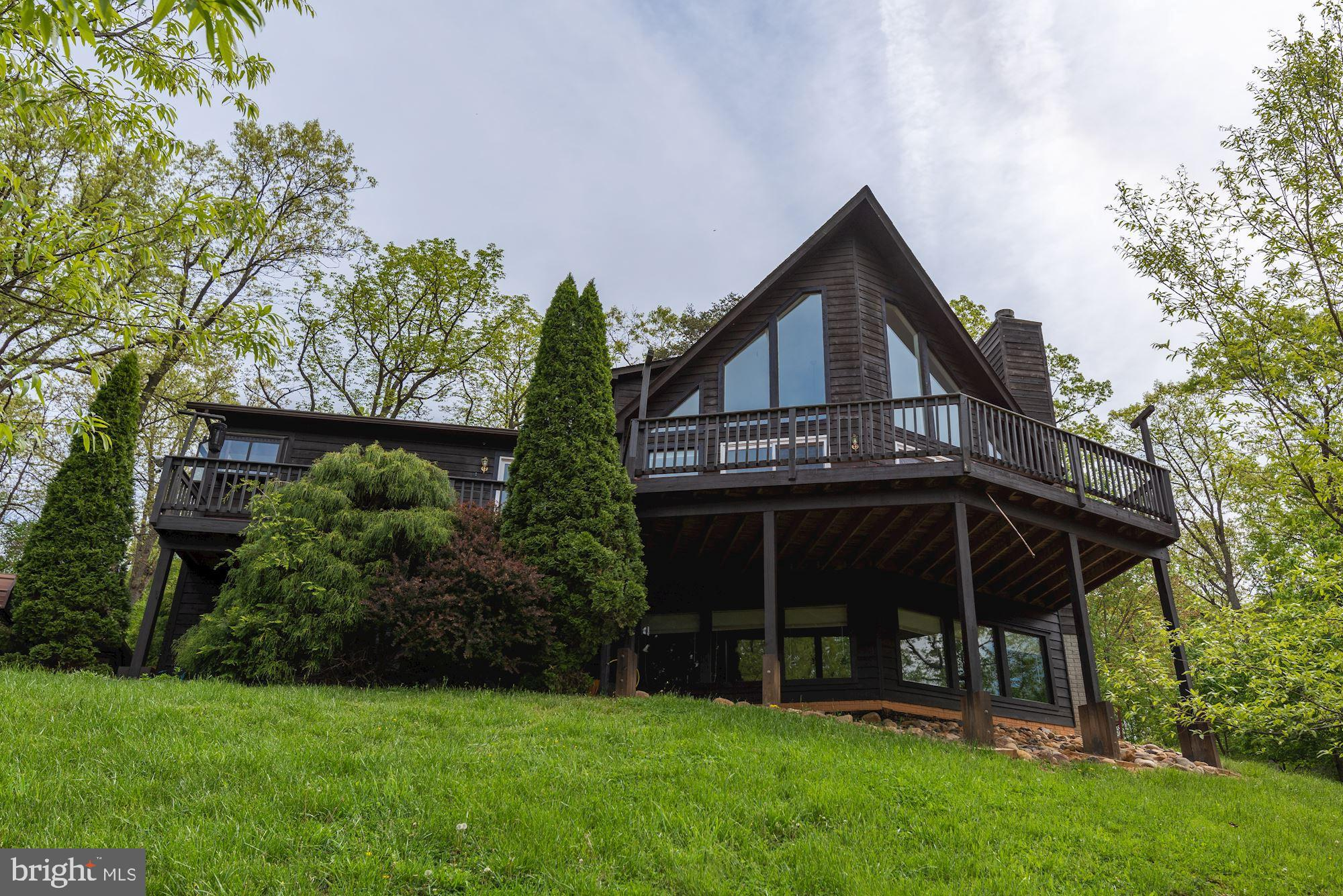 781 RIVER VIEW ROAD, RILEYVILLE, VA 22650