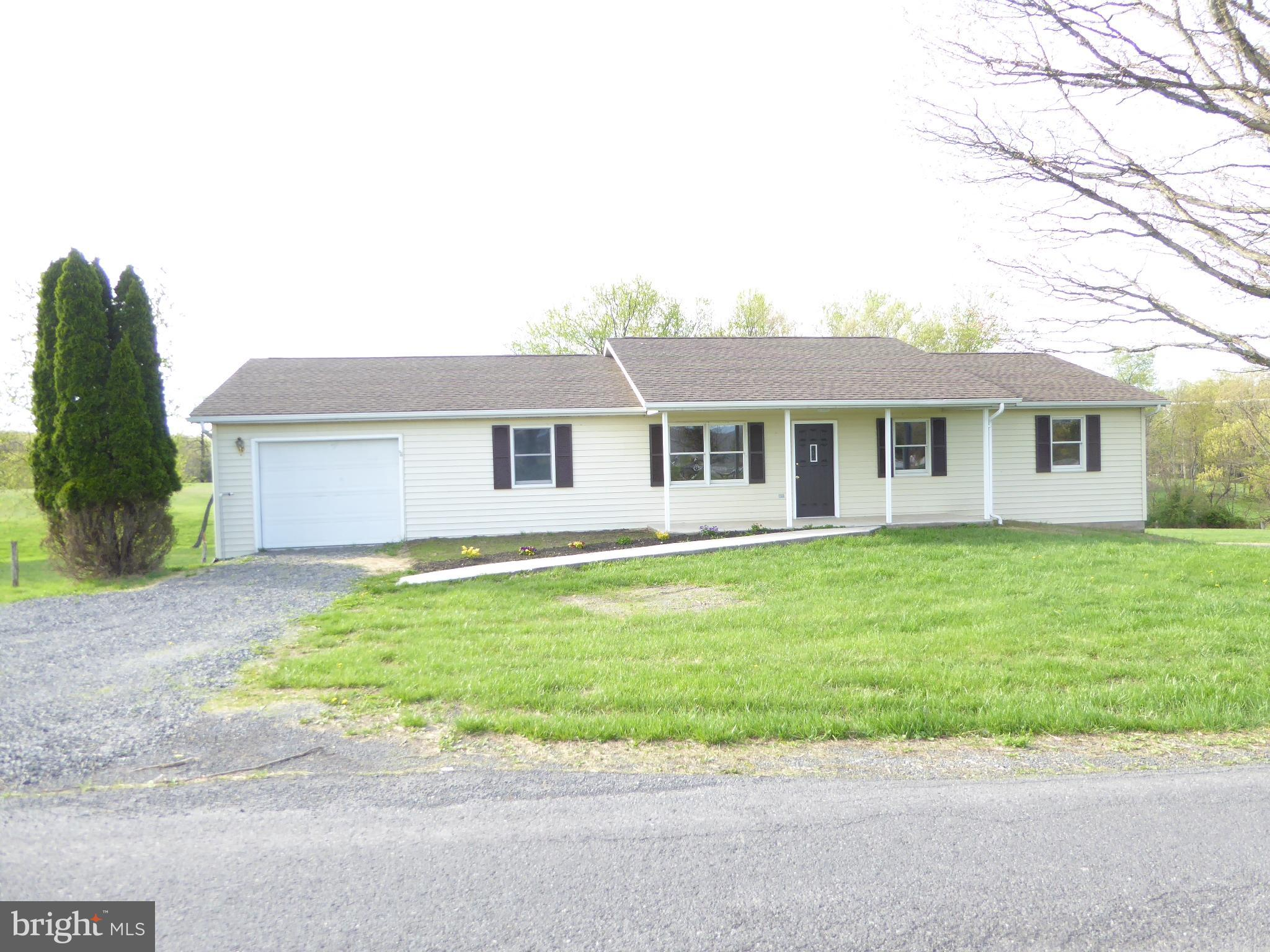 12030 JERSEY MOUNTAIN ROAD, POINTS, WV 25437
