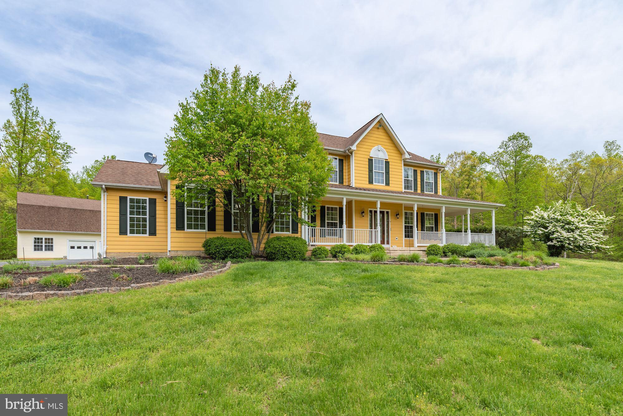 5457 N GREENSTONE LANE N, MARSHALL, VA 20115