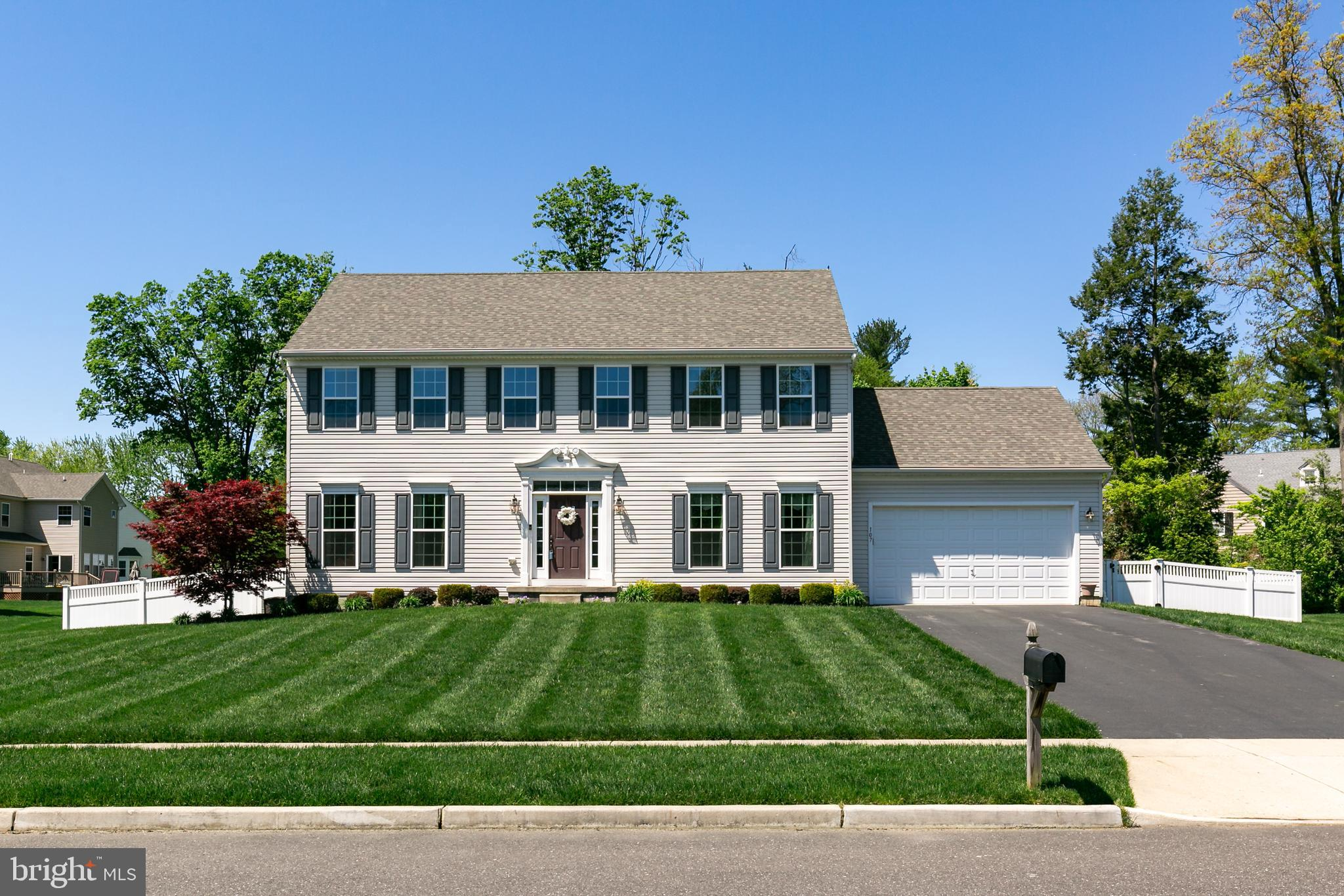 107 GREEN BRIAR COURT, CINNAMINSON, NJ 08077