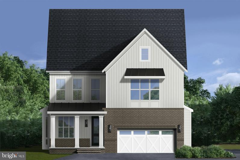 Brand new construction by local builder in sought after Hollin Knoll neighborhood! Expected completion July 2019.  Steps to neighborhood park, pool, Hollin Hall Shopping Center, and GW Parkway! List of included finishes and features available upon request or in the documents section. This one of a kind modern farmhouse offers 4,104 finished square feet on three fully finished levels, 5 bedrooms and 4.5 bathrooms.  The open concept main level features hardwood floors, 9-foot ceilings and a gas fireplace. Stunning kitchen with center island, stainless steel appliances, painted maple cabinetry, quartz countertops, designer lighting and subway tile backsplash.  Mudroom and Pantry just off the kitchen. Kitchen opens to family room and screen porch. 4 spacious bedrooms, 3 full baths and separate laundry room on the upper level. The master suite is complete with large dressing room/walk-in closet and beautiful master bath complete with a freestanding Kohler soaking tub, vanities with quartz countertops and glass shower door. Finished walk out basement includes rec room, 5th bedroom and 4th full bathroom. Attached 2-car front loading garage. UPGRADE OPTION - finish 4th level loft for 6th bedroom and 5th full bath, adding an additional 898 sq ft.  The home offers many unique freatures including a covered patio, screened in porch, walk up attic, mud room and large pantry!  You have never seen Hollin Hall done so well!!!