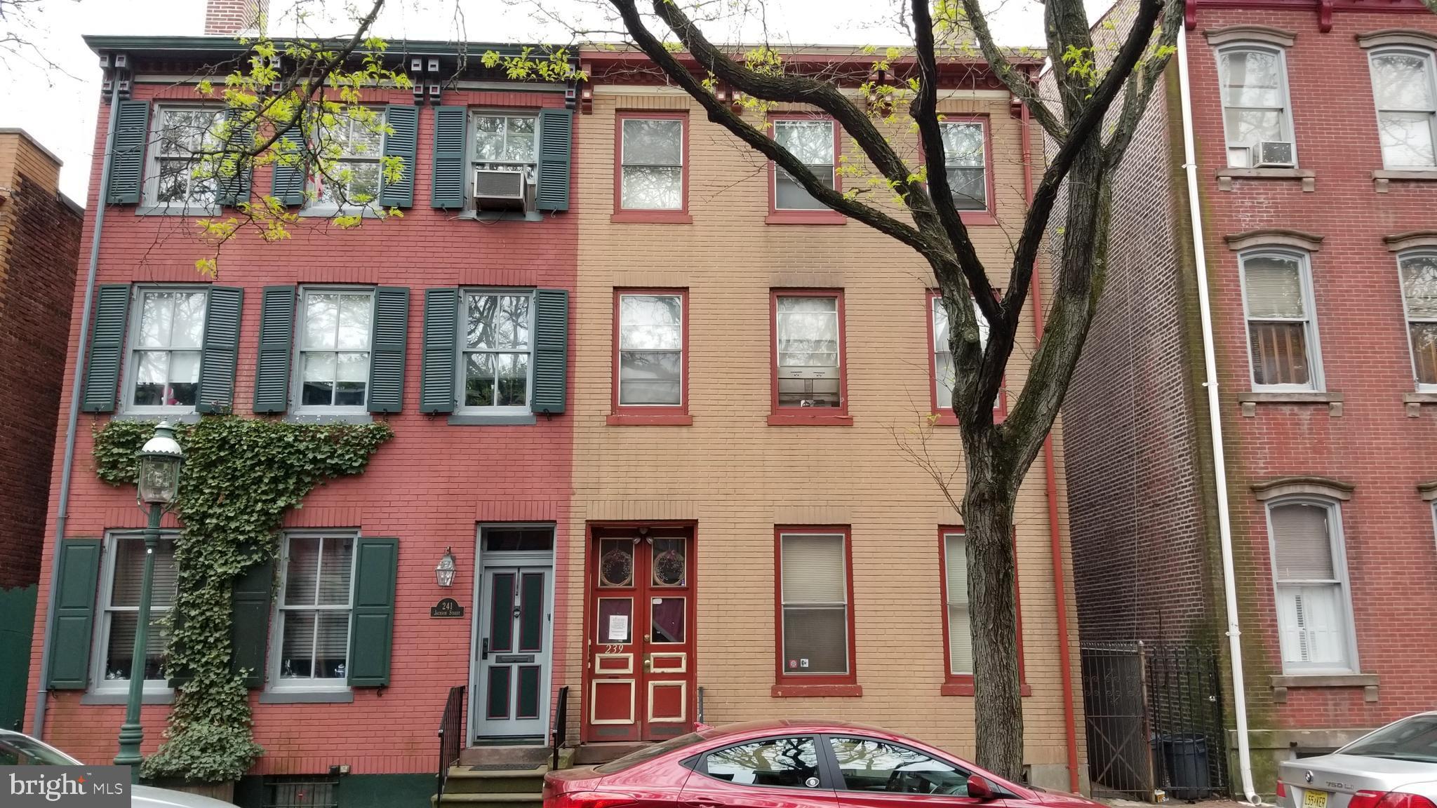239 JACKSON STREET, TRENTON, NJ 08611