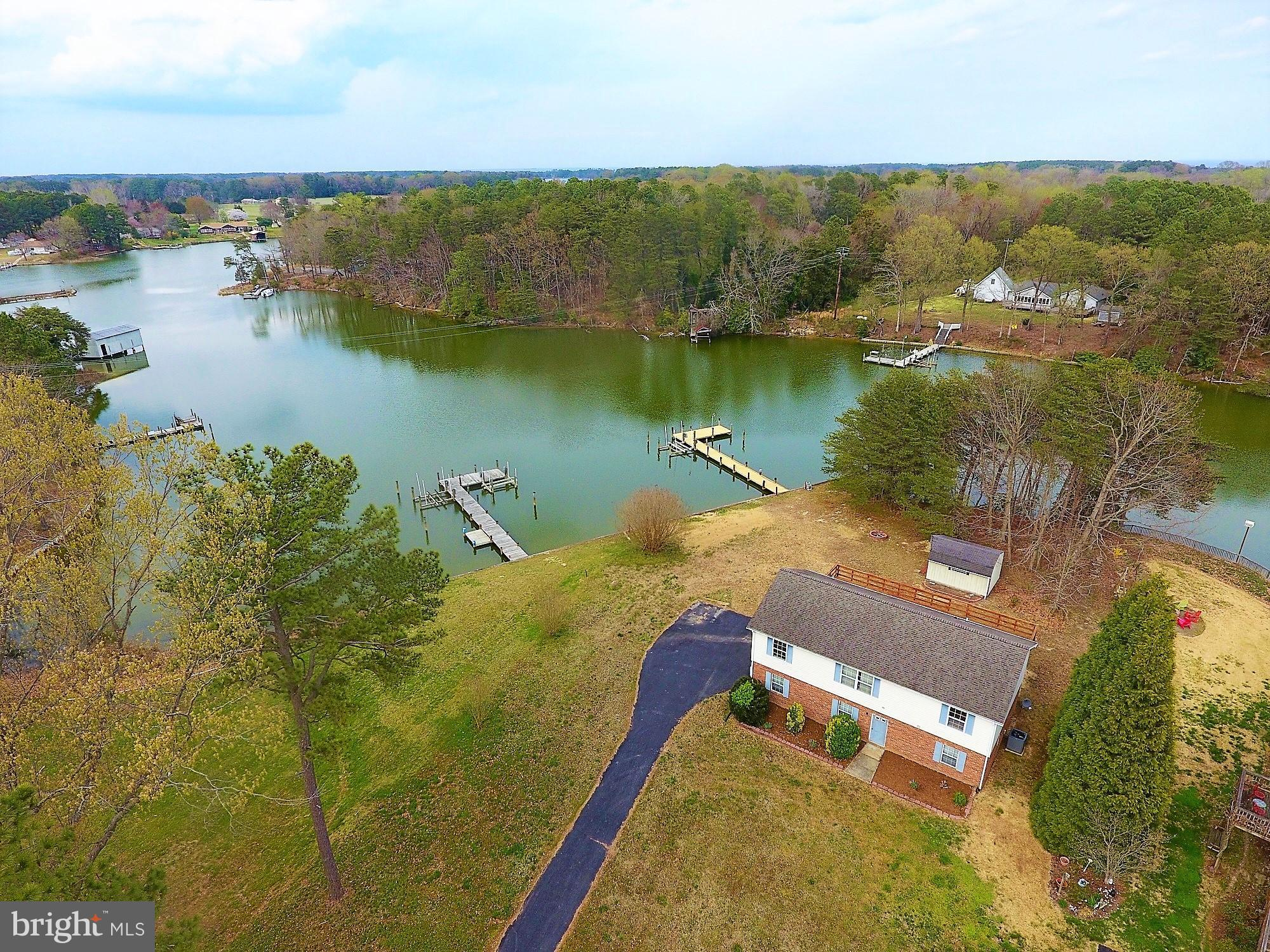 254 EAST HARBOR DRIVE, REEDVILLE, VA 22539