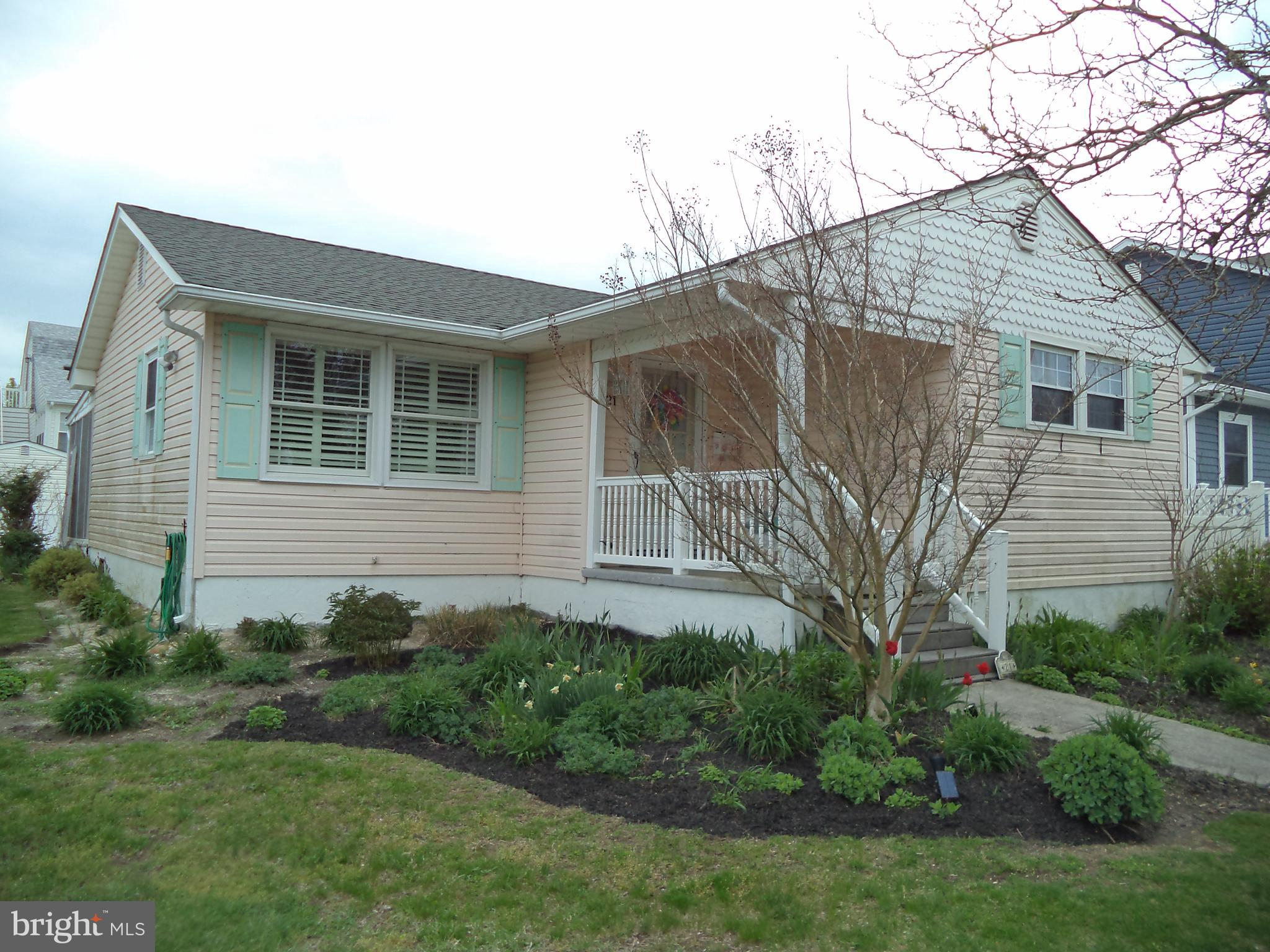 21 W 55TH STREET, OCEAN CITY, NJ 08226