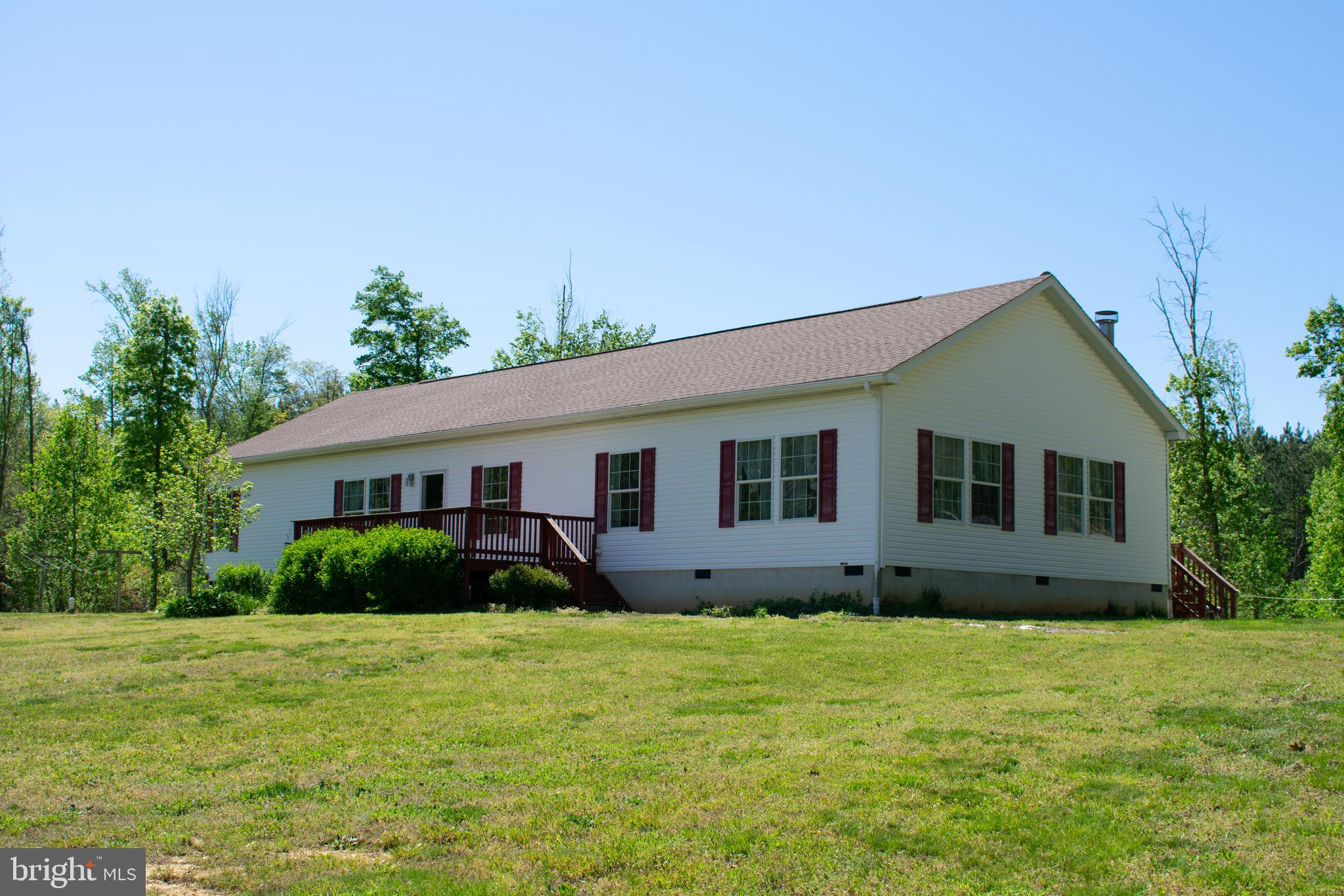 4808 HOLLY DRIVE, PARTLOW, VA 22534