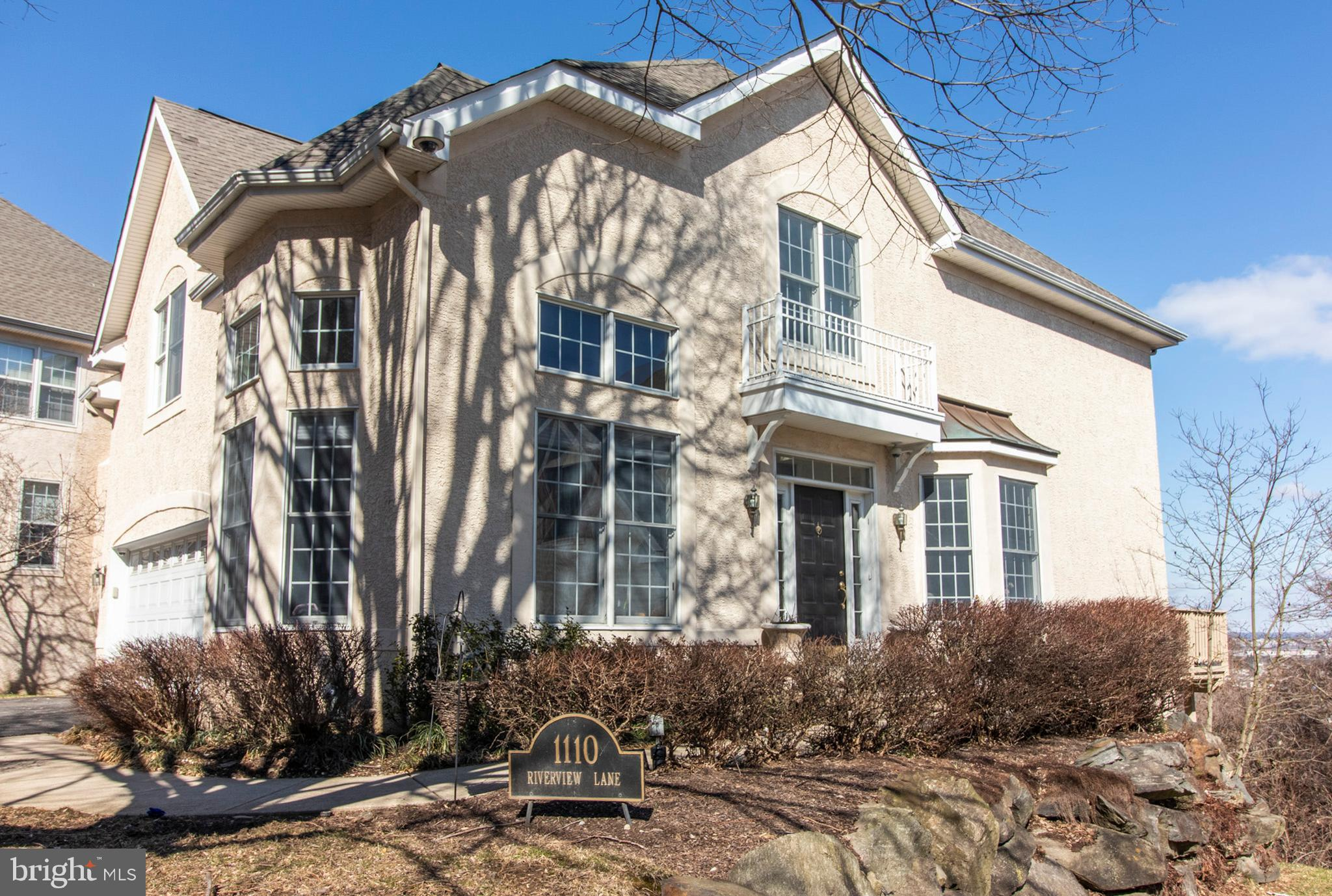 1110 RIVERVIEW LANE, CONSHOHOCKEN, PA 19428